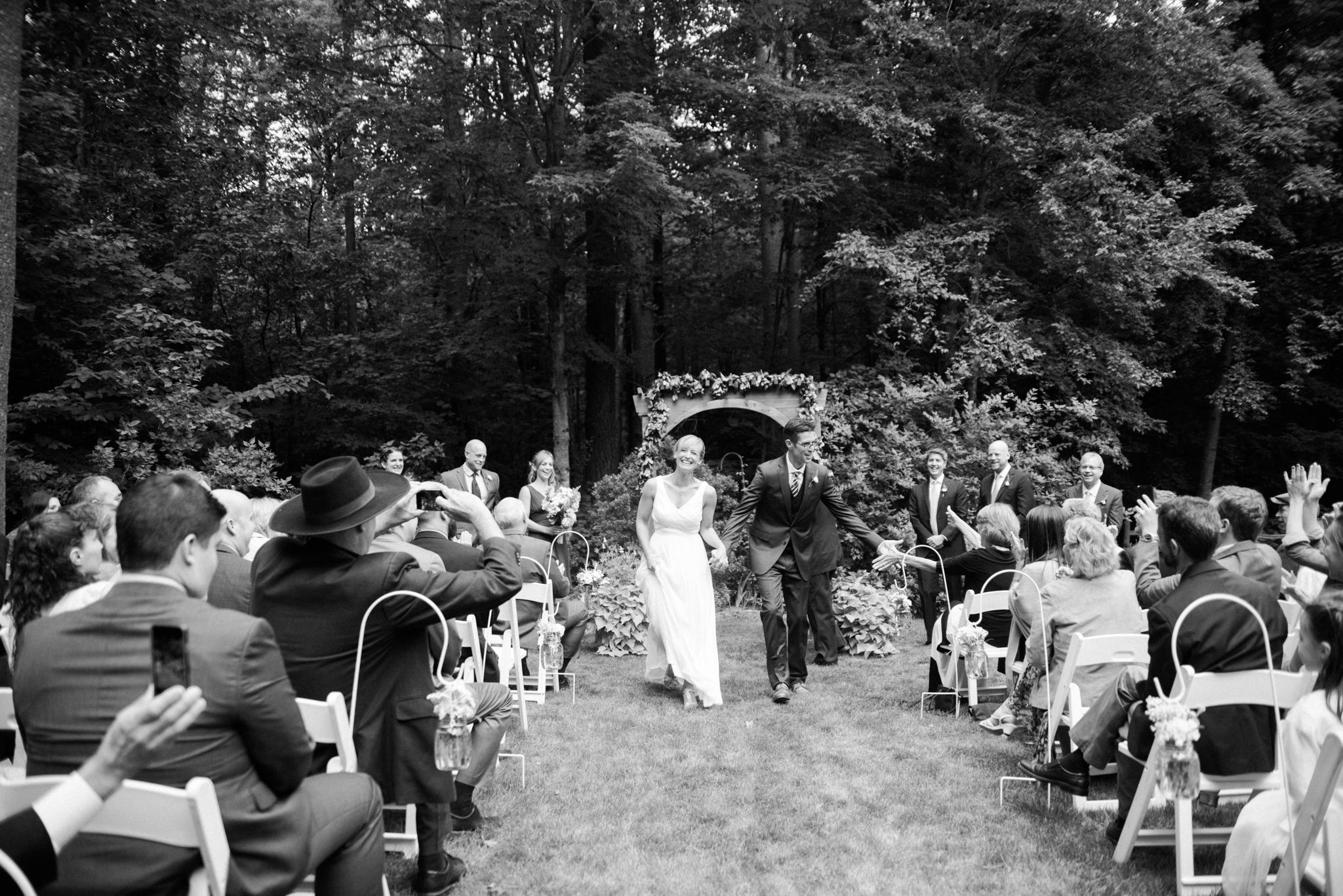 Amherst Area Wedding Photographer