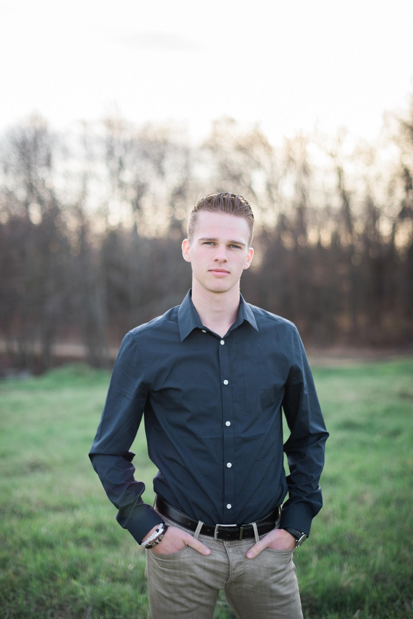 Amherst Area High School Senior Photographer