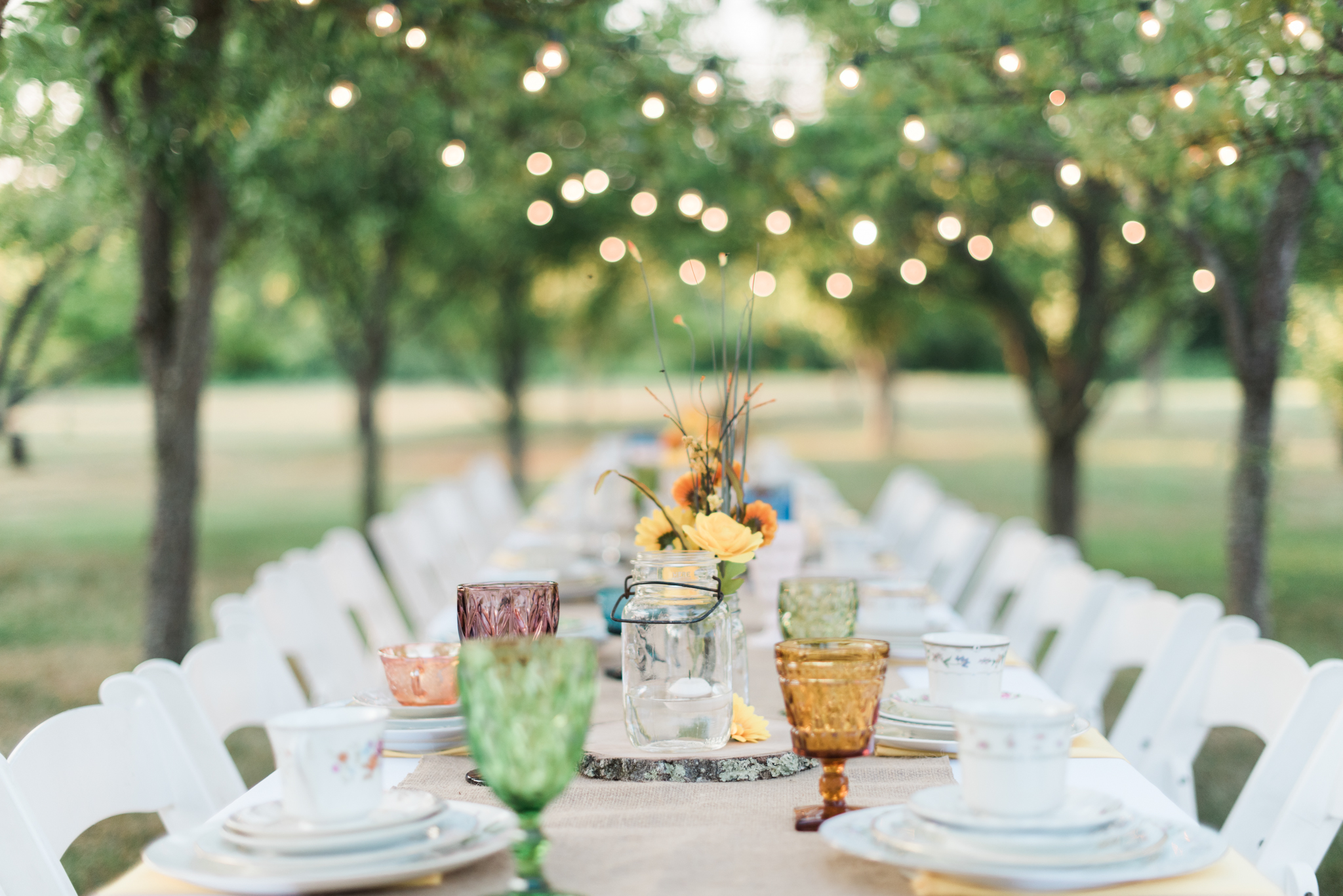 Tented Wedding in Ma