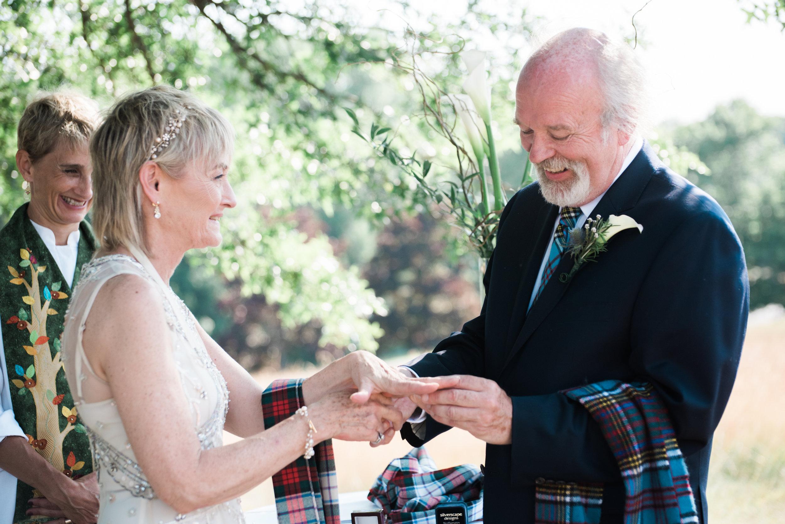 Burlington Wedding Photography