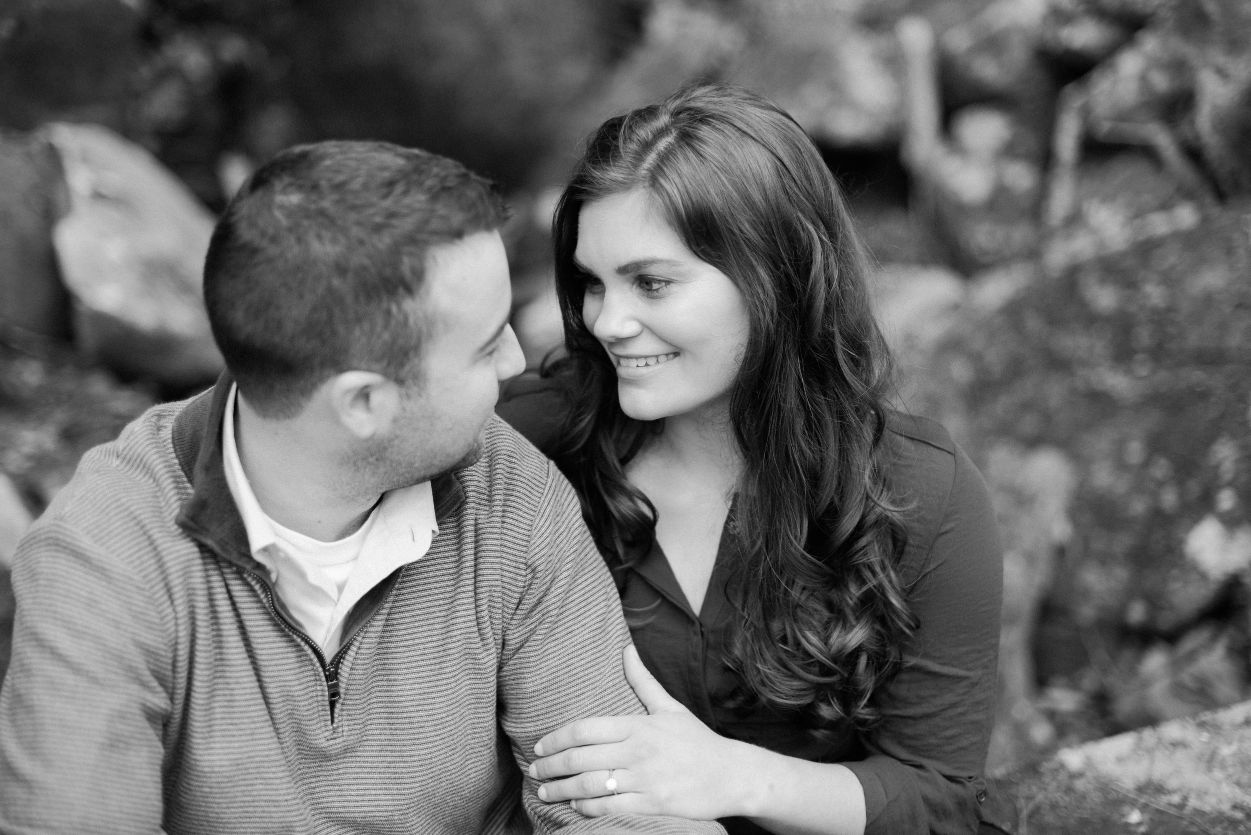 Engagement Sessions in Amherst MA