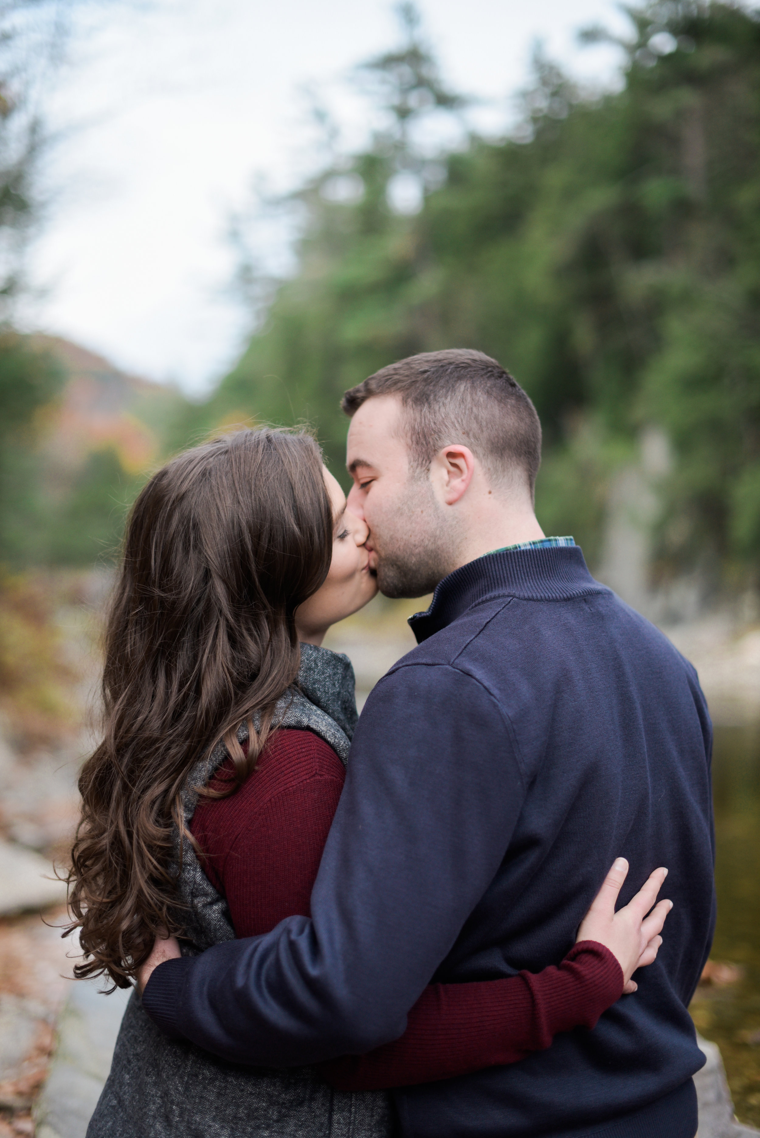 Chersterfield Gorge Engagement Session