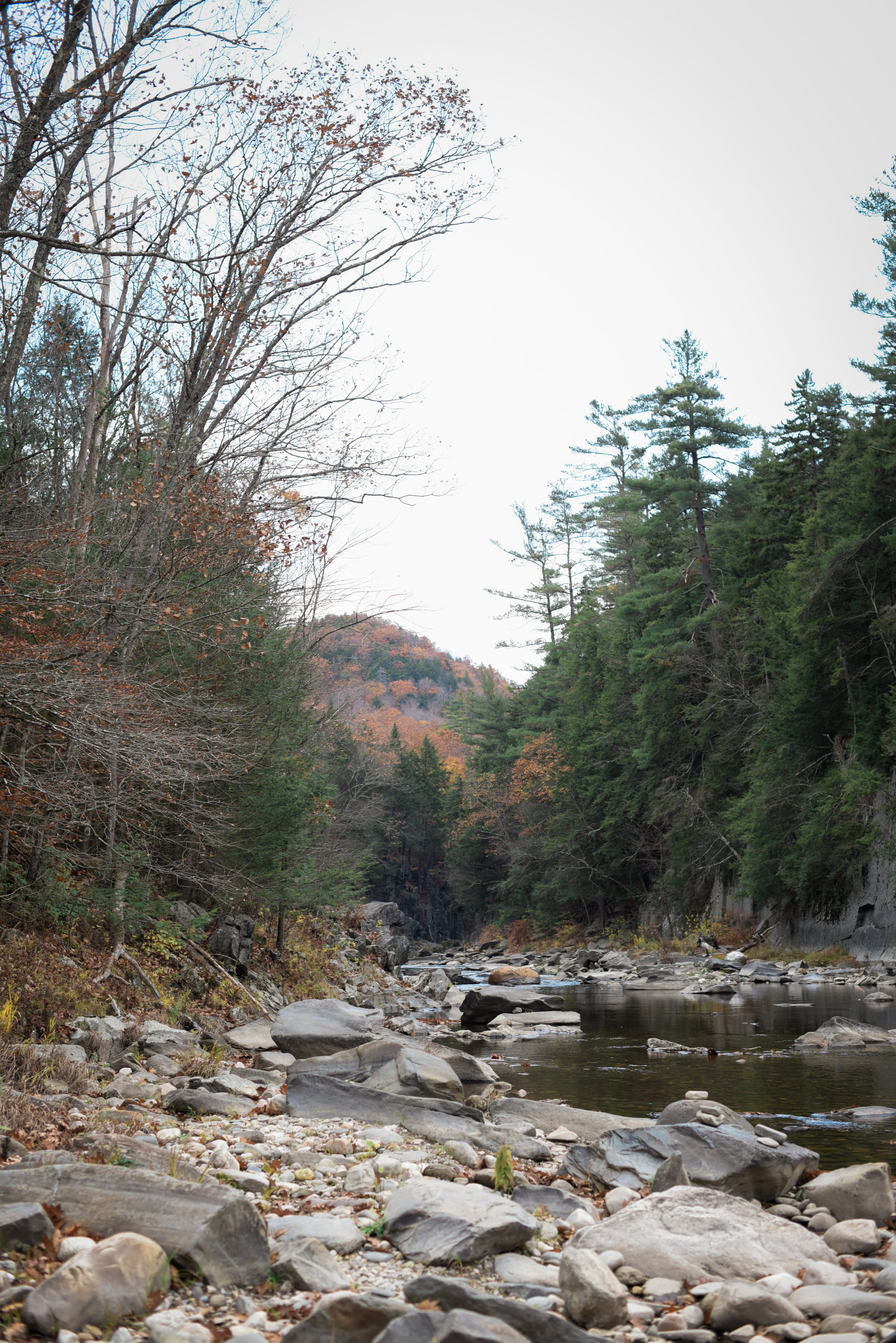 The Chesterfield Gorge MA