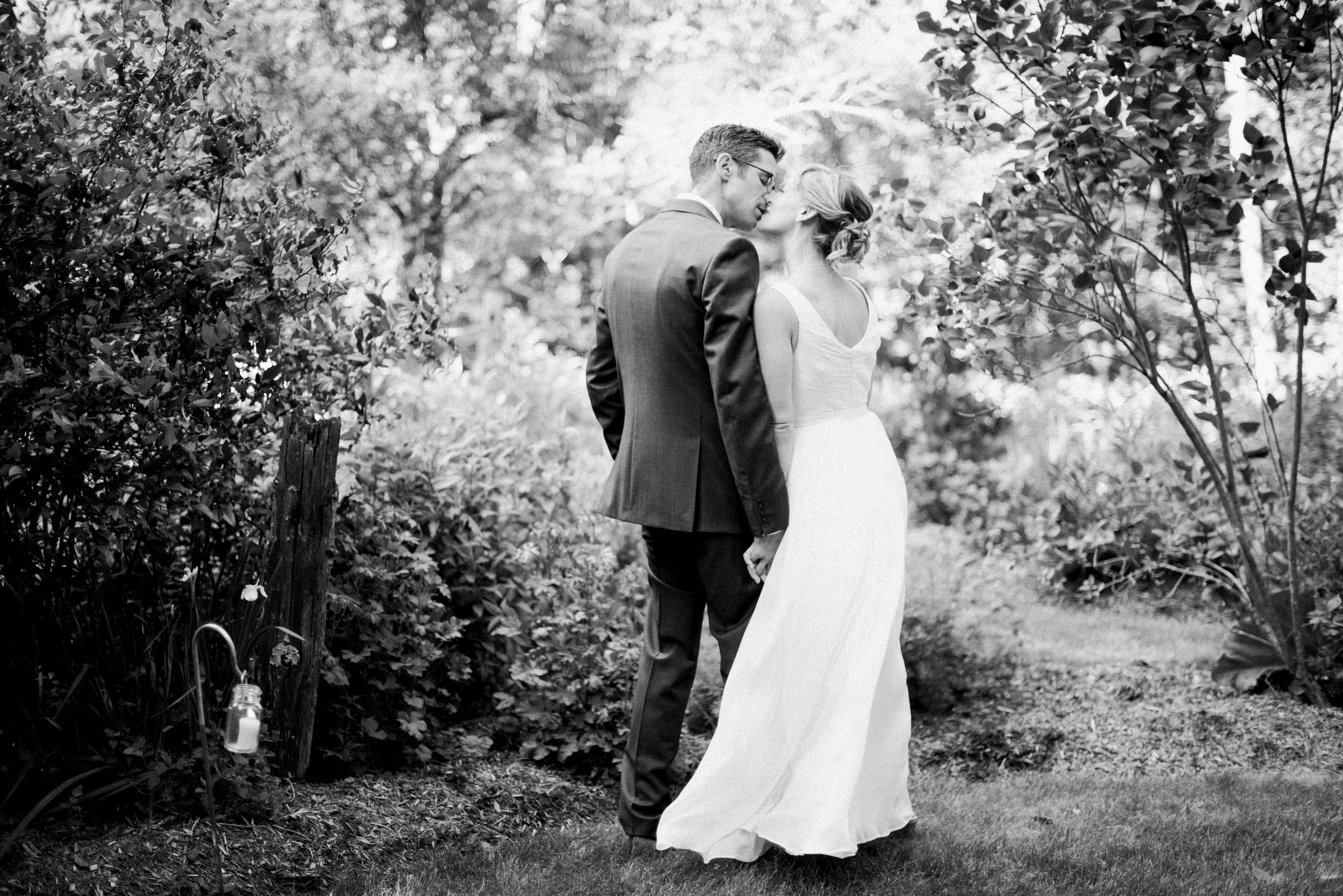 Backyard Weddings in Amherst MA