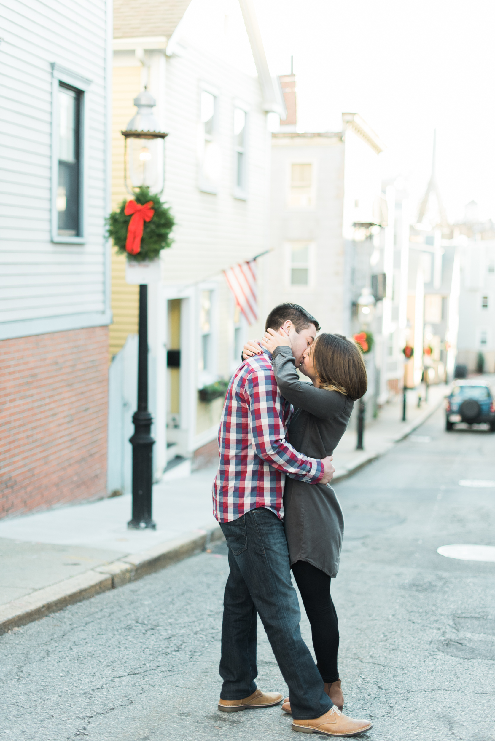 Boston Area Engagement Session