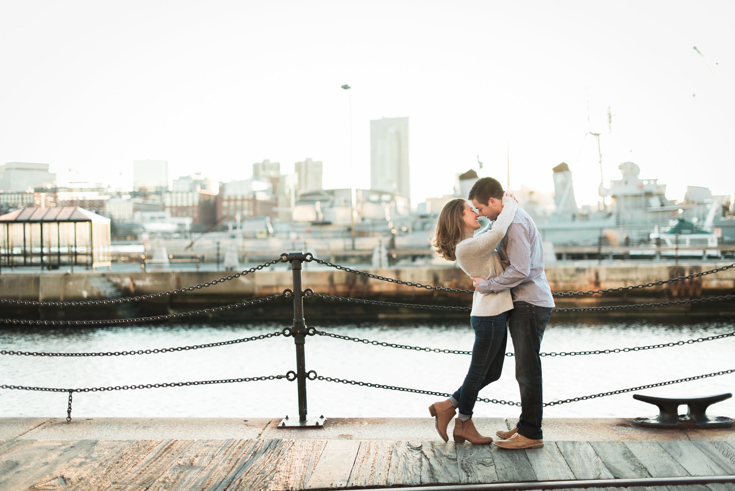 Boston Engagment Photographer