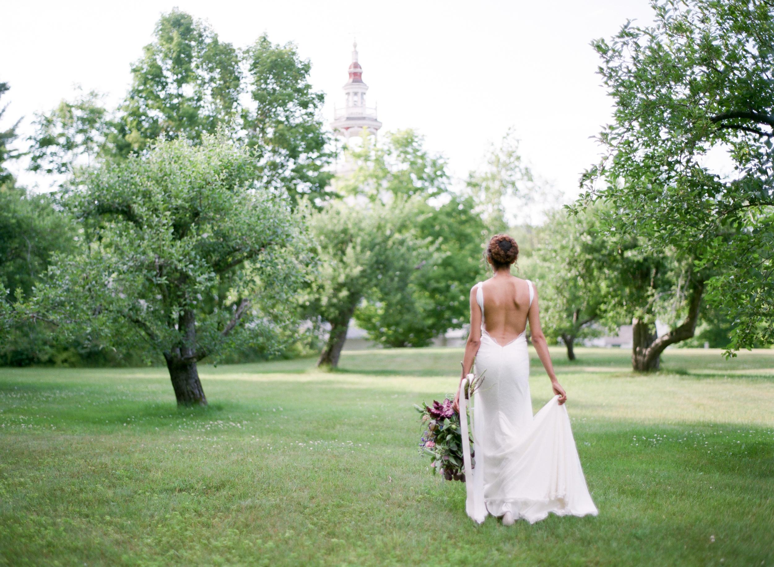 Ashfield MA Wedding Photographer