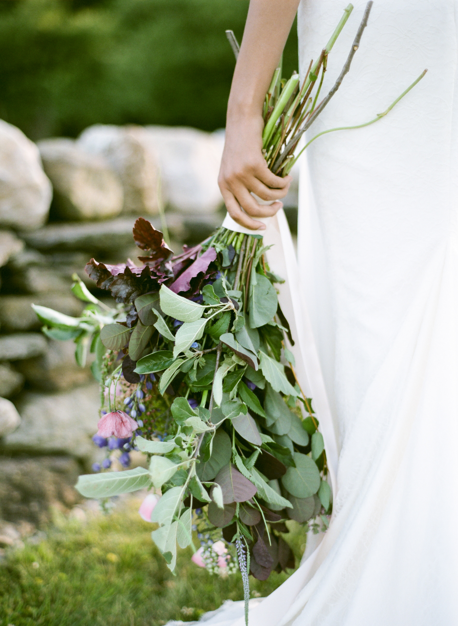 Natural Wedding Photographers in MA