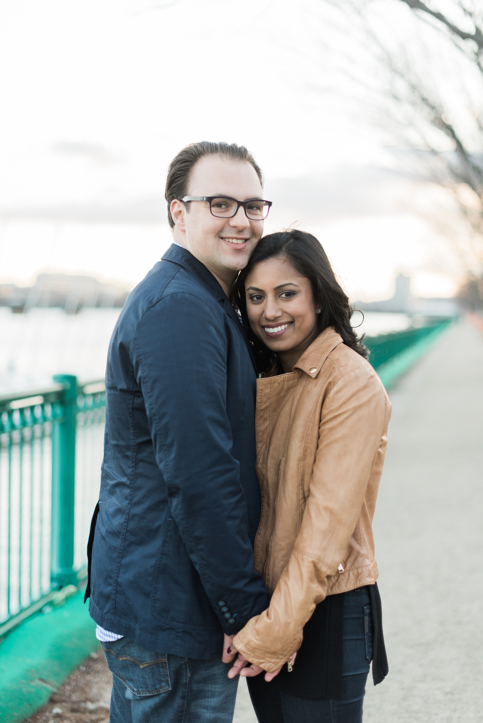Couples Portraits in Boston