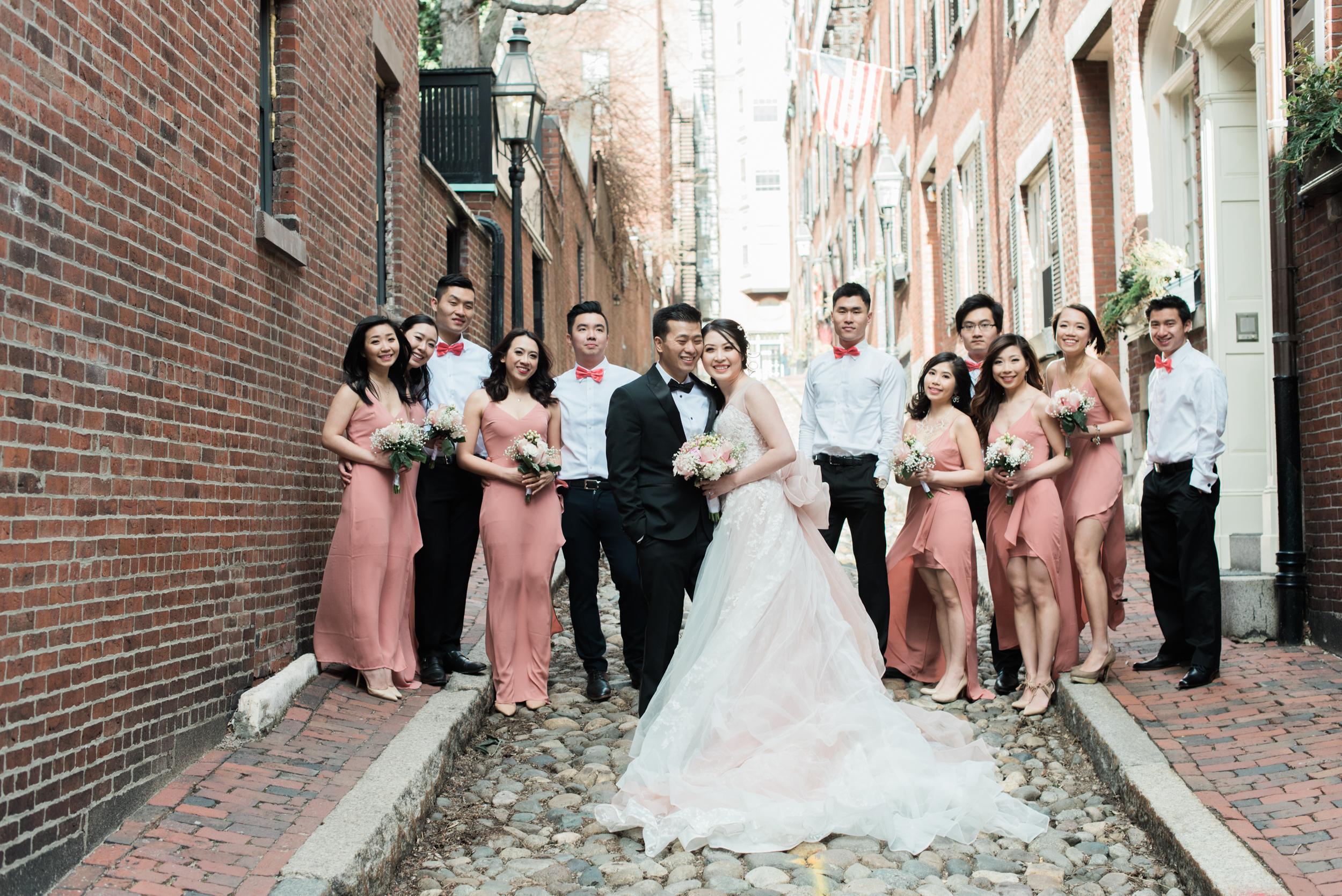Fine Art Wedding Photographers near Portland ME