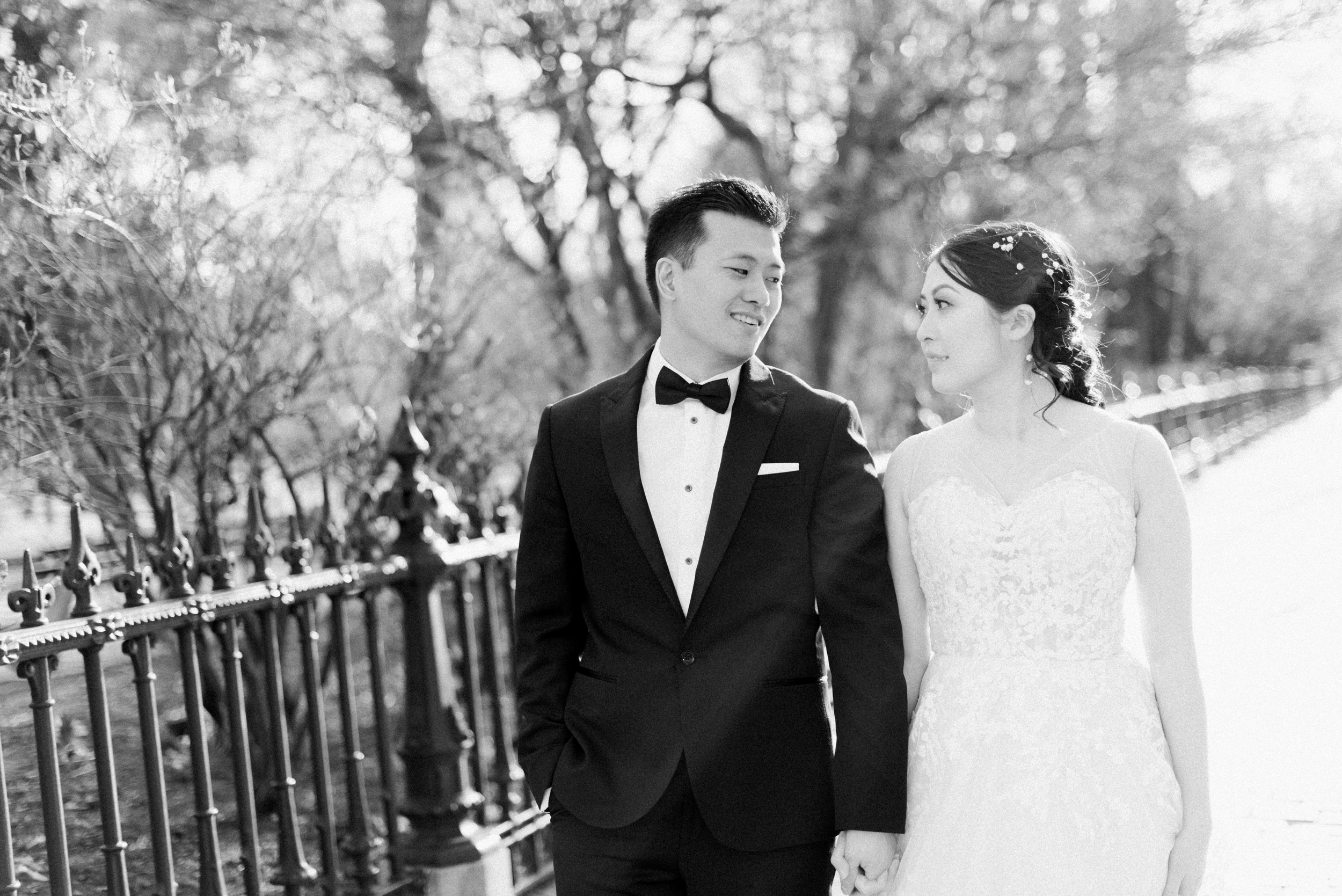 Wedding Photographers near New England