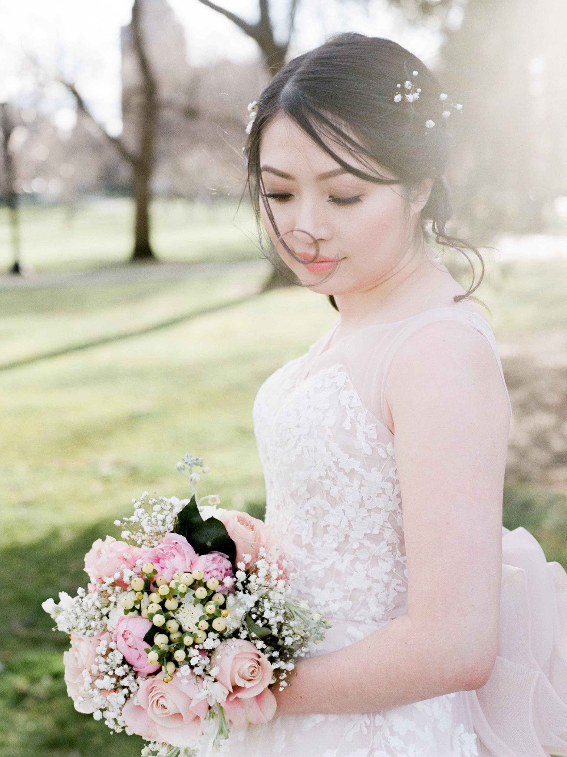 Bridal Portrait Photography In Boston
