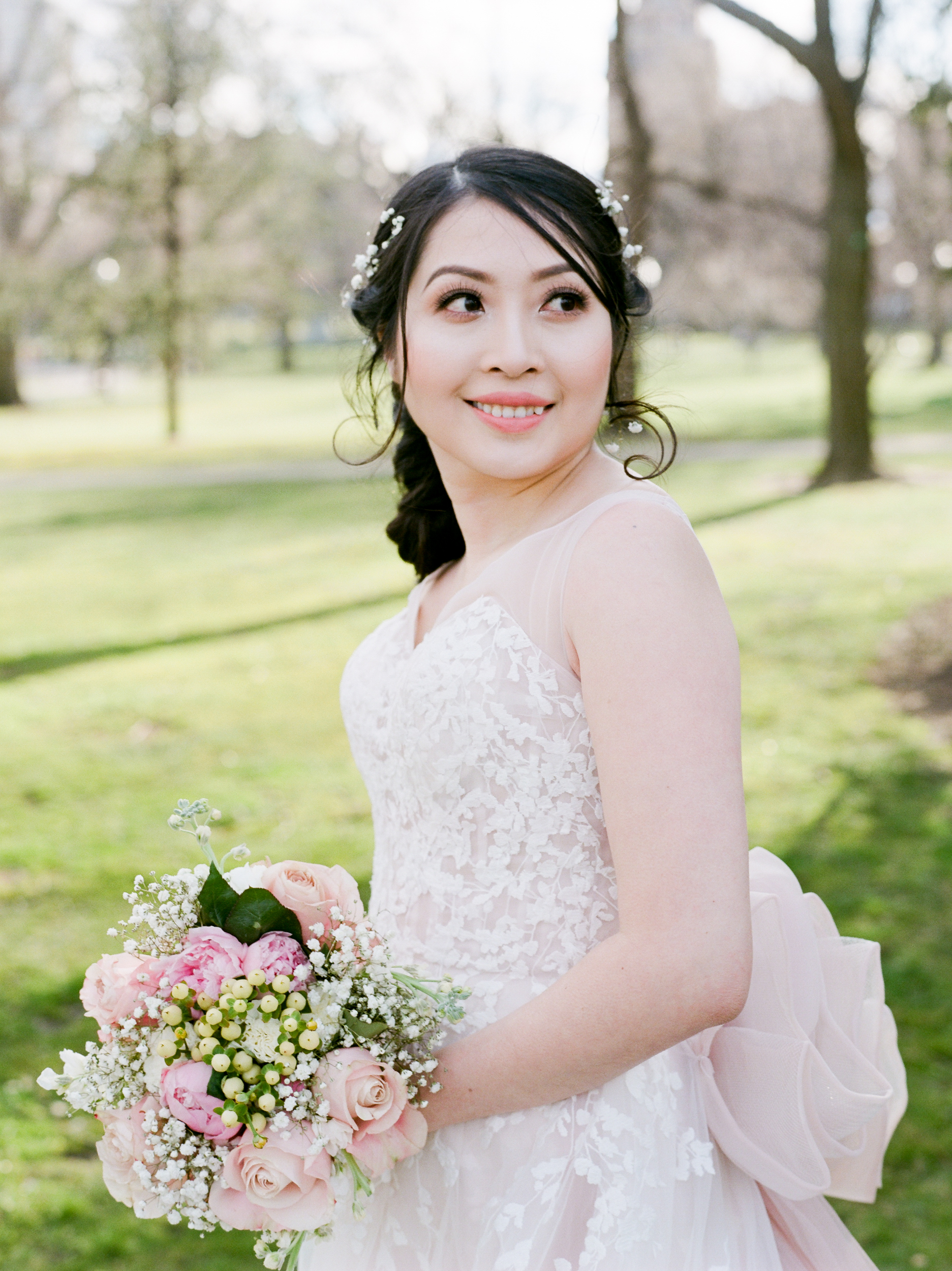 New England Bridal Portraits