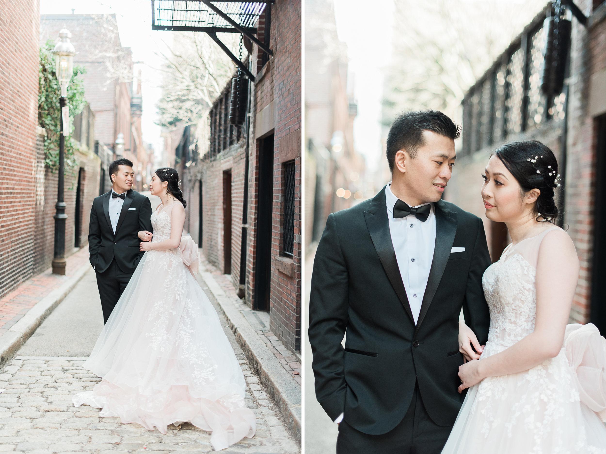 Fine Art Wedding Photographers in MA