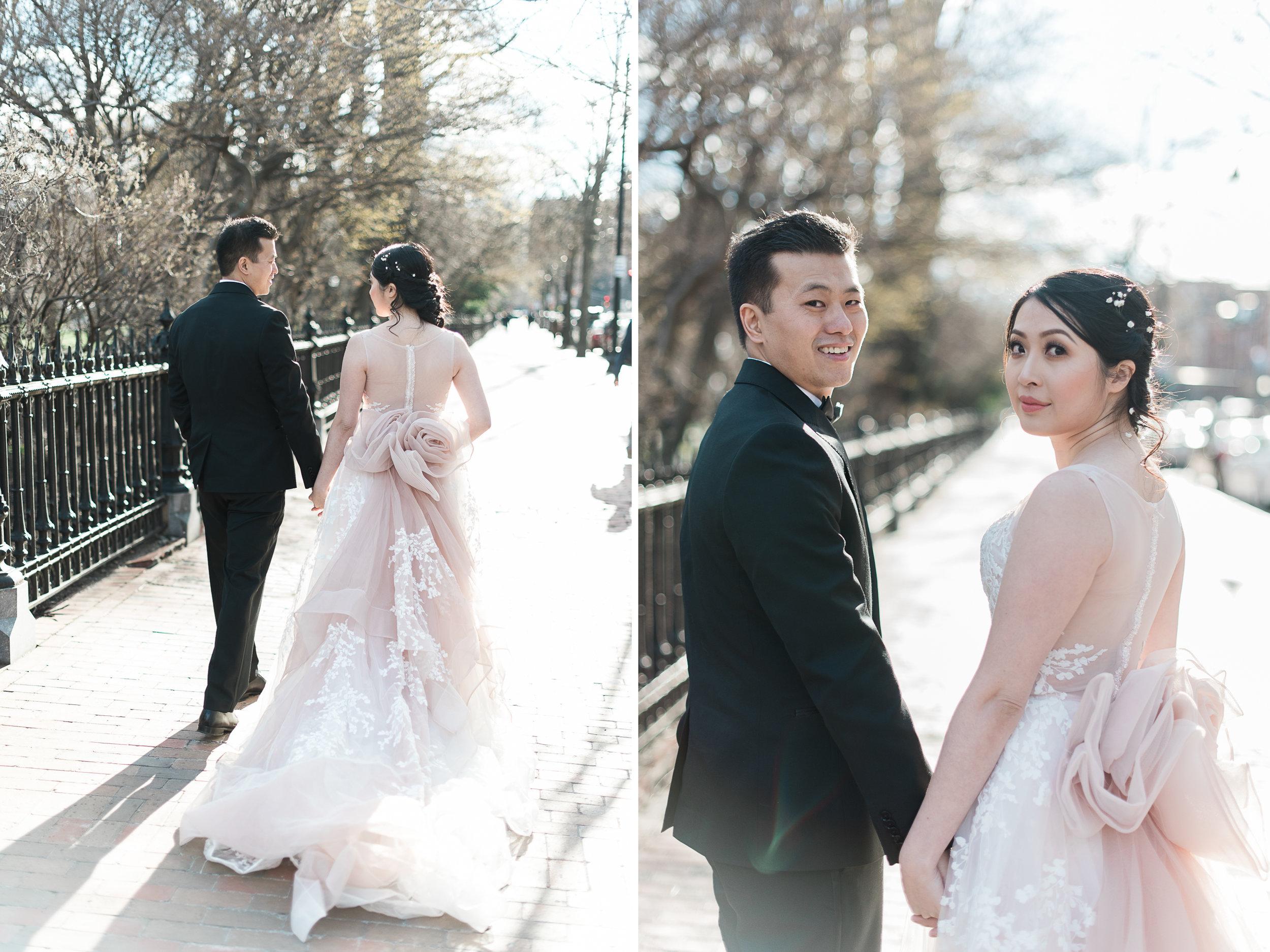Fine Art Wedding Photographers near New England