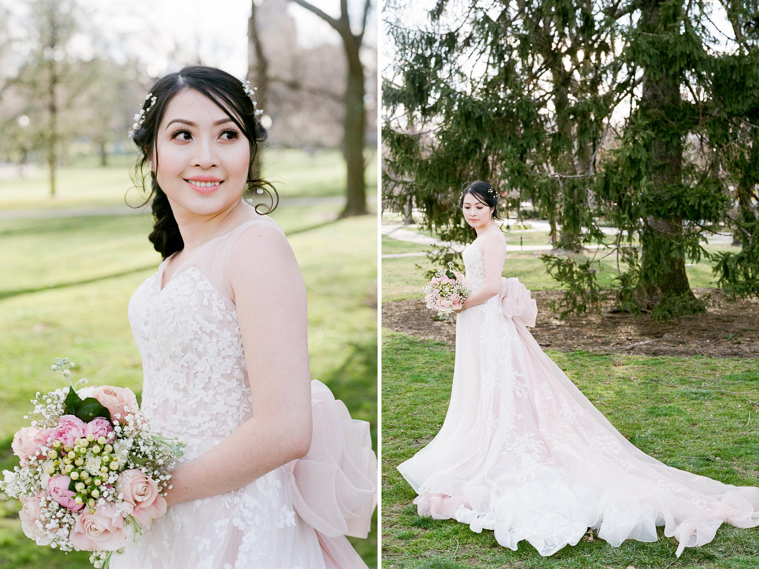 Timeless Wedding Photography in Massachusetts
