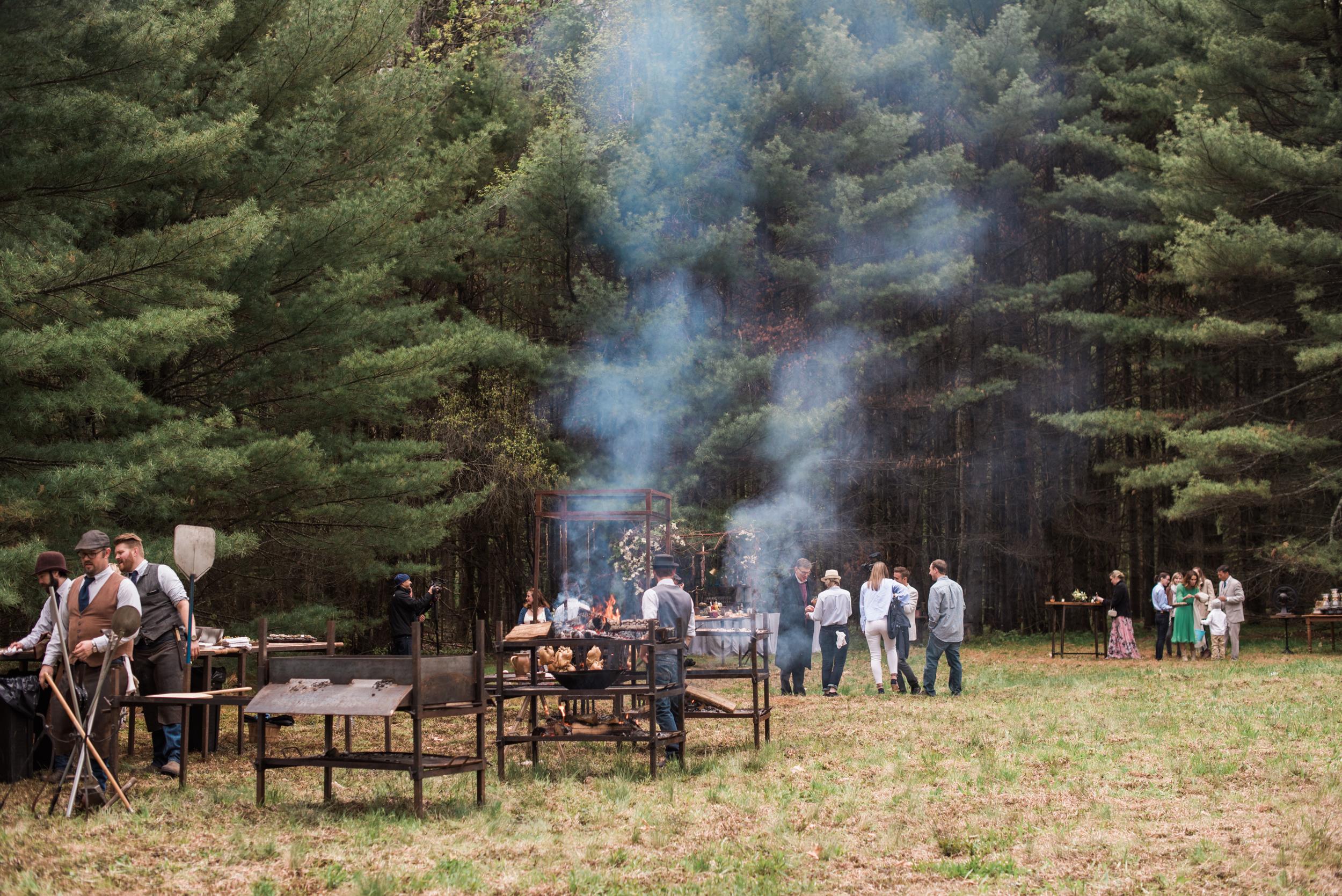 Heirloom Fire Wedding Photography
