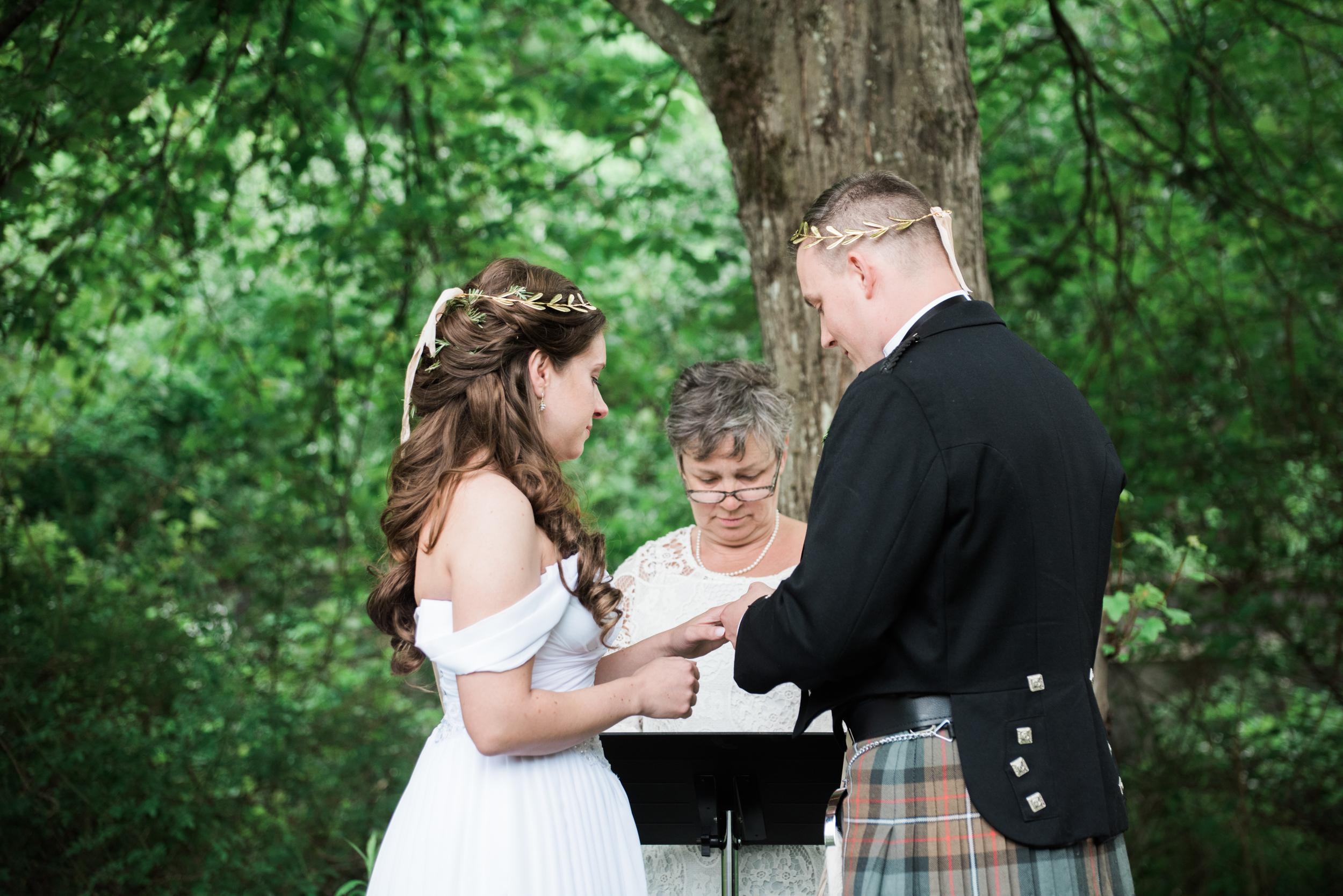 Berkshires Massachusetts Wedding Photographer