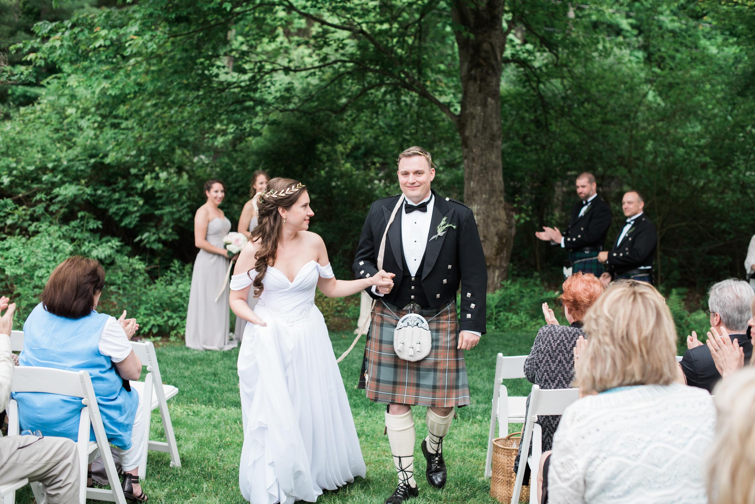 Berkshire Ma Wedding Photo