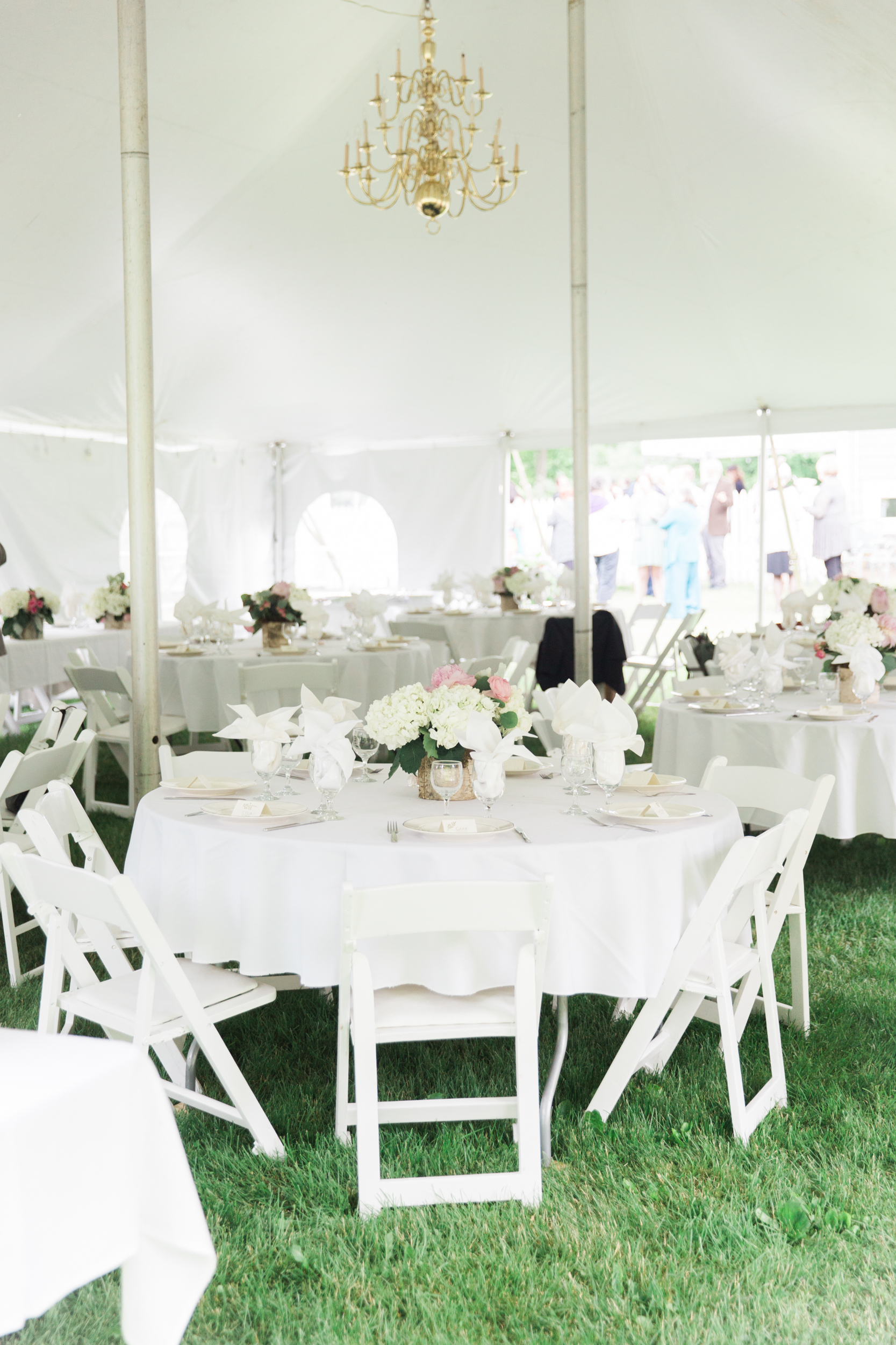 Tented Weddings in Massachsuetts