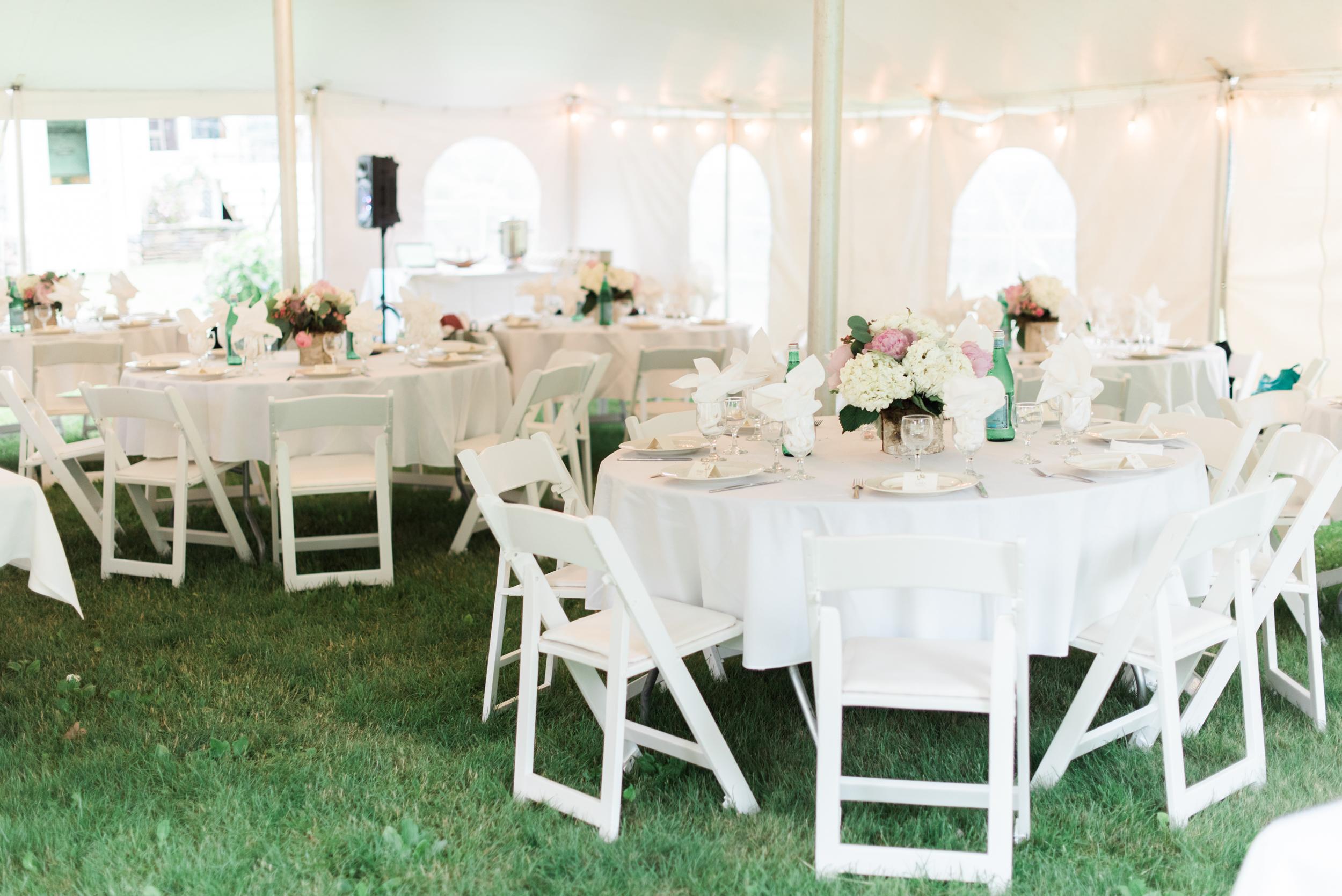 Backyard Weddings in the Berkshires