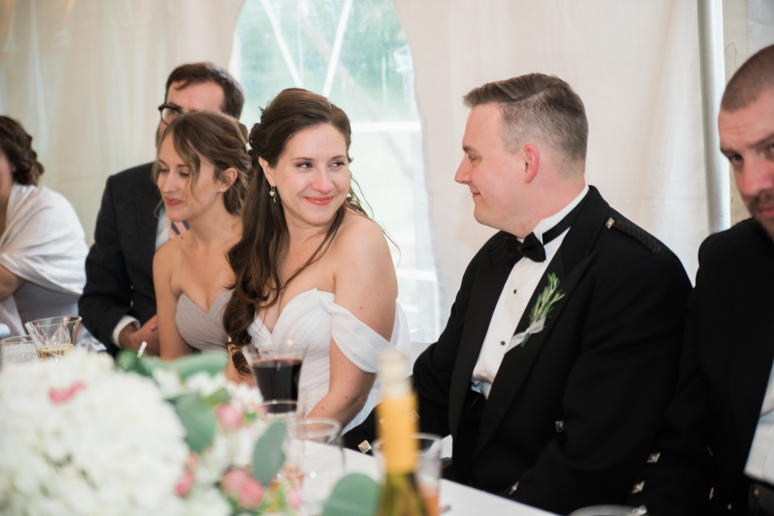 New England Backyard Weddings