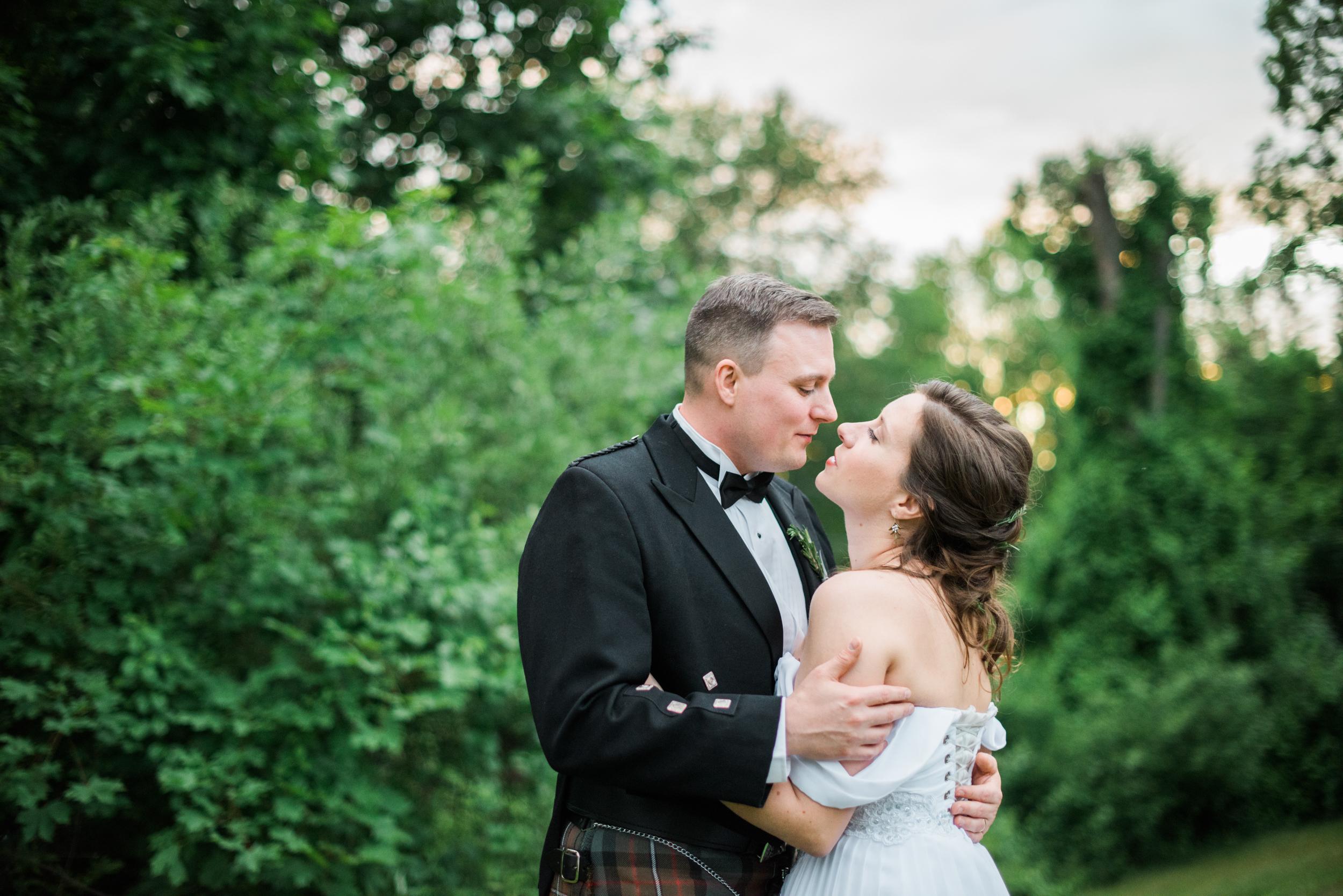 Fine Art New England Wedding