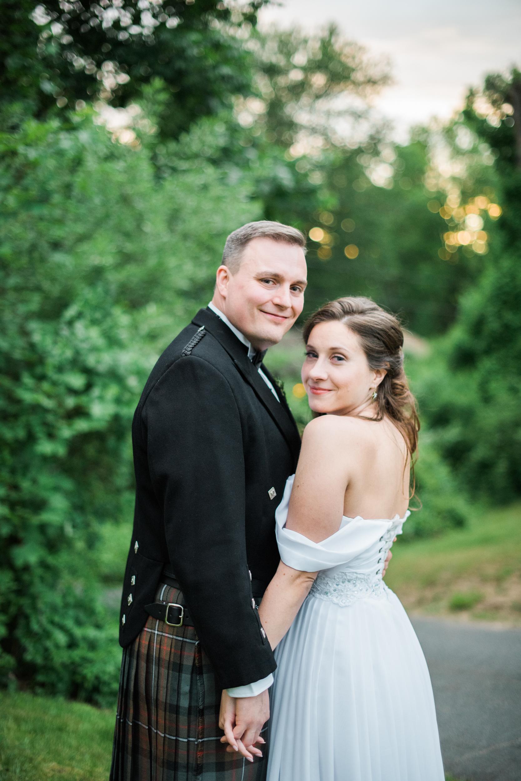 Film Wedding Photographer in MA