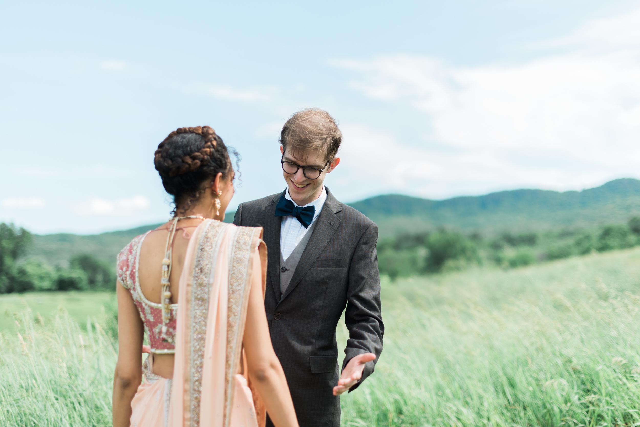 Hadley MA Wedding