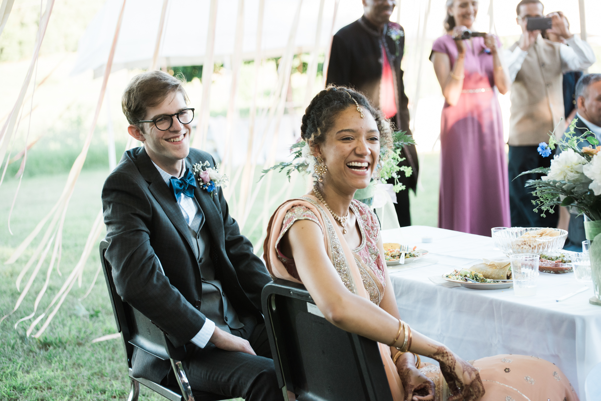 Outdoor Wedding in the Berkshires MA