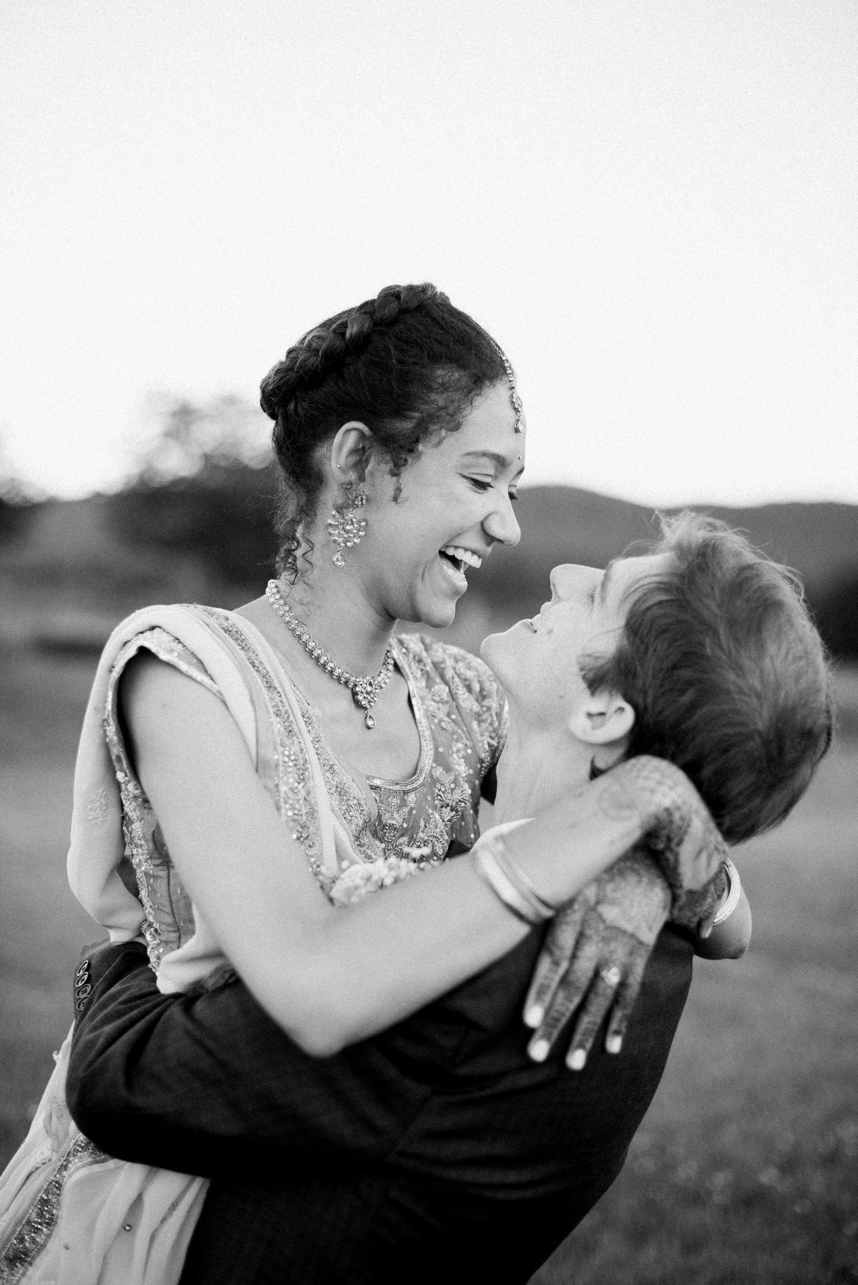 Intimate wedding photographers in New England