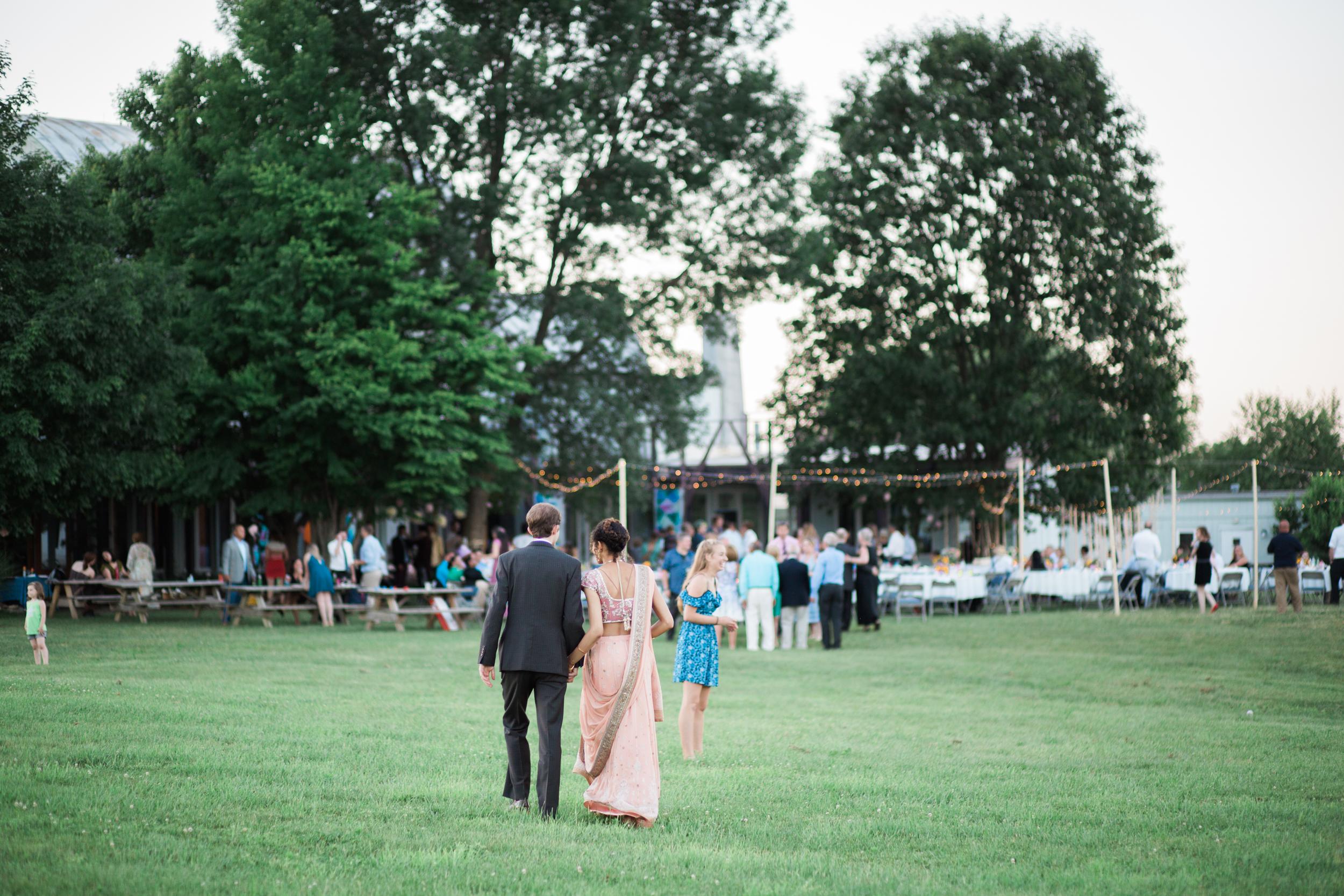 Backyard Weddings in Western MA