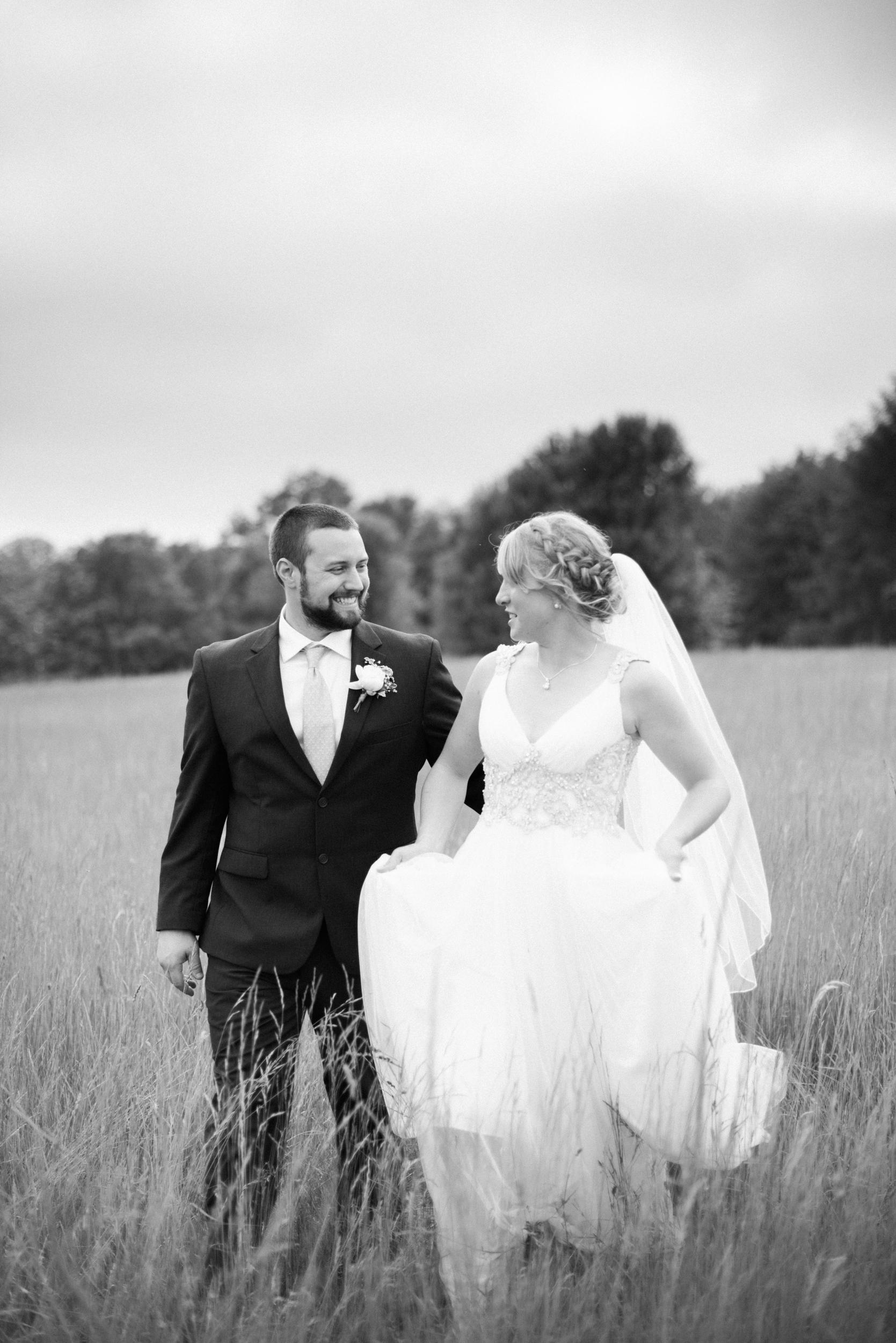 Outdoor weddings in MA
