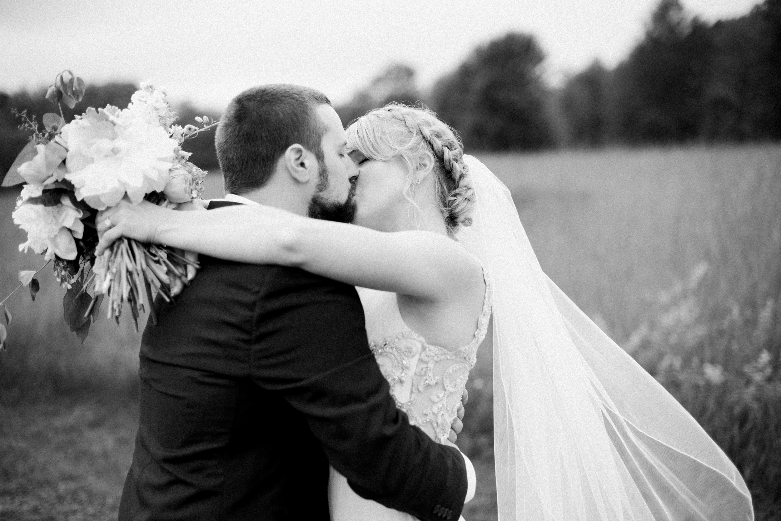 Classic Wedding photography in New england