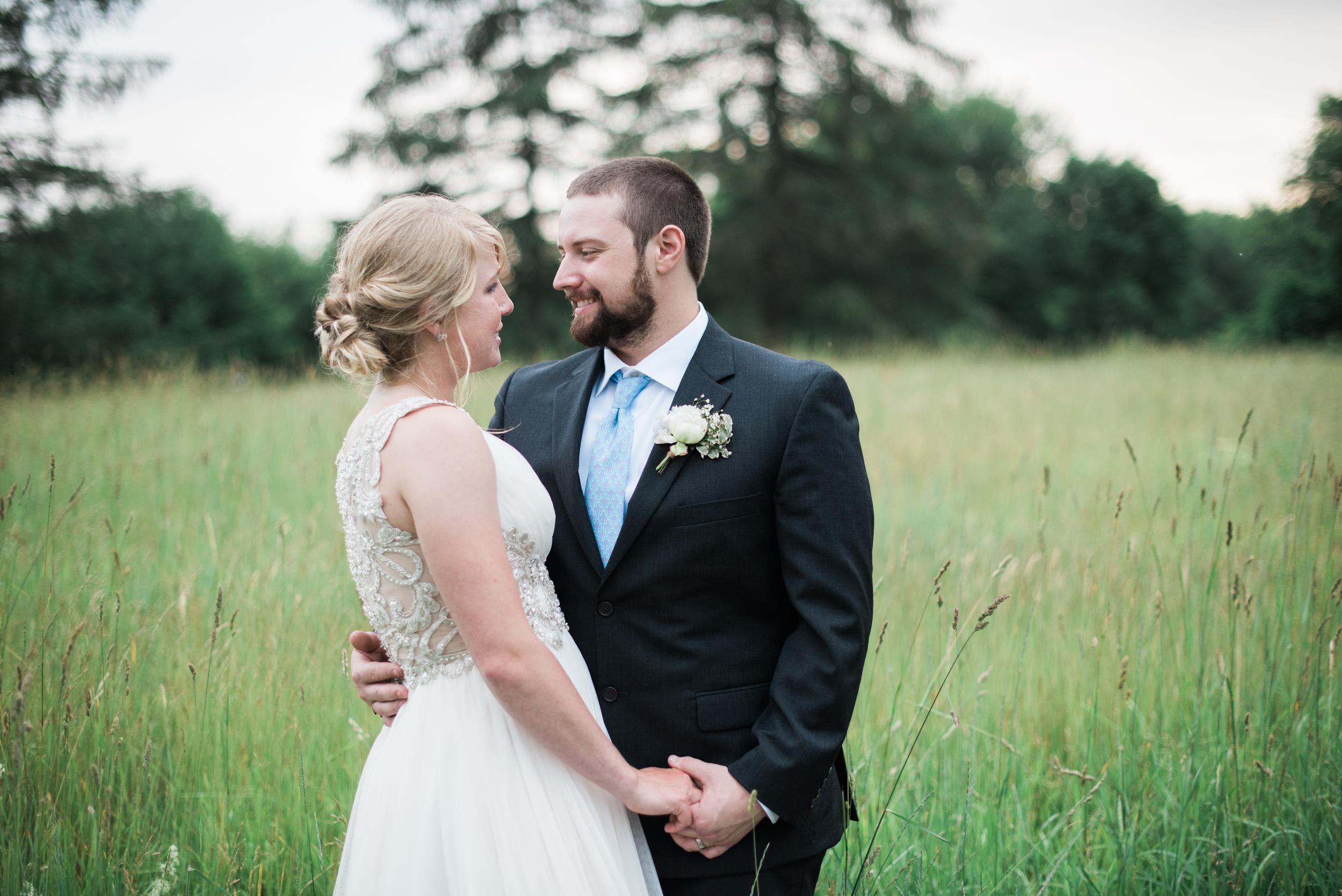 Vermont Rustic Wedding Photography