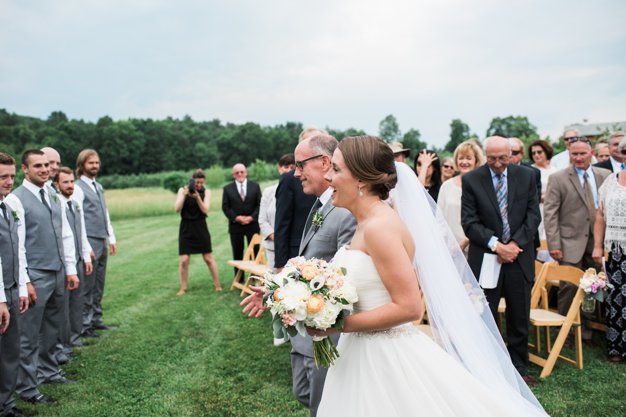 Wedding Photographers in Stockbridge MA