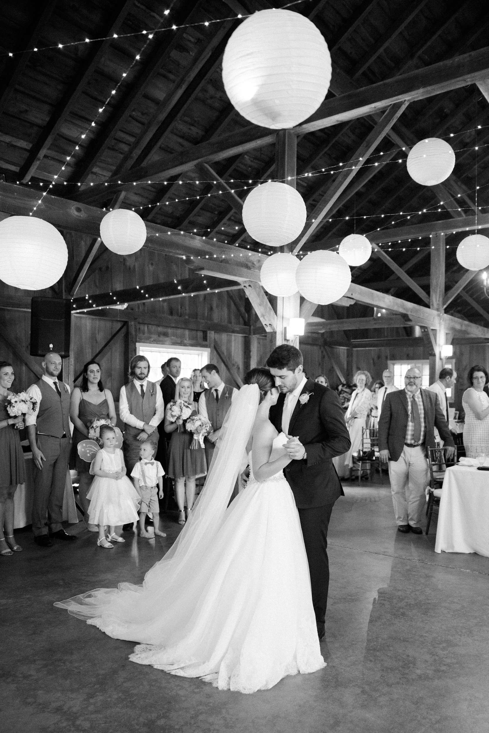 Barn Weddings in Western Mass