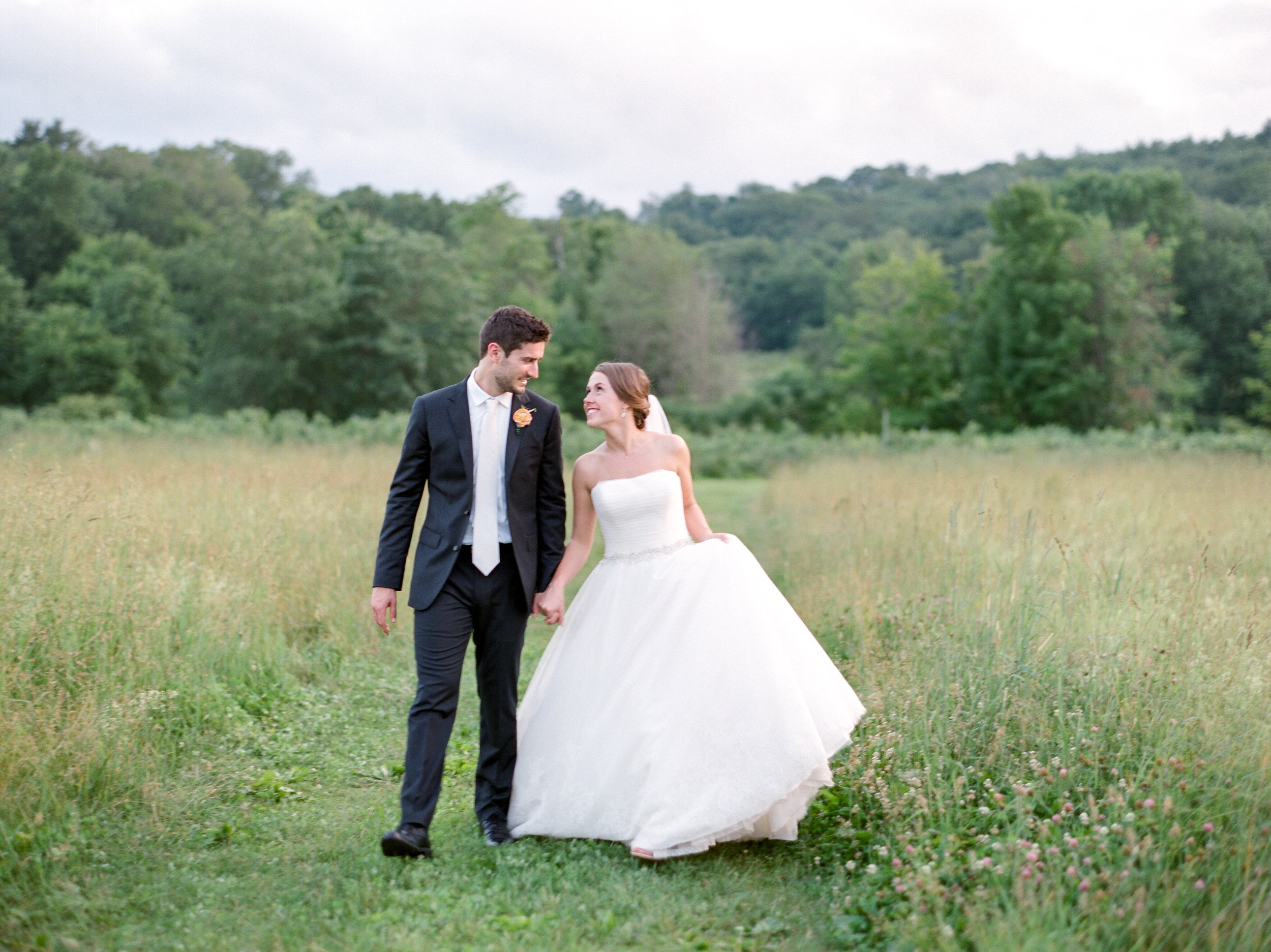 Beautiful Wedding Photography in Western MA