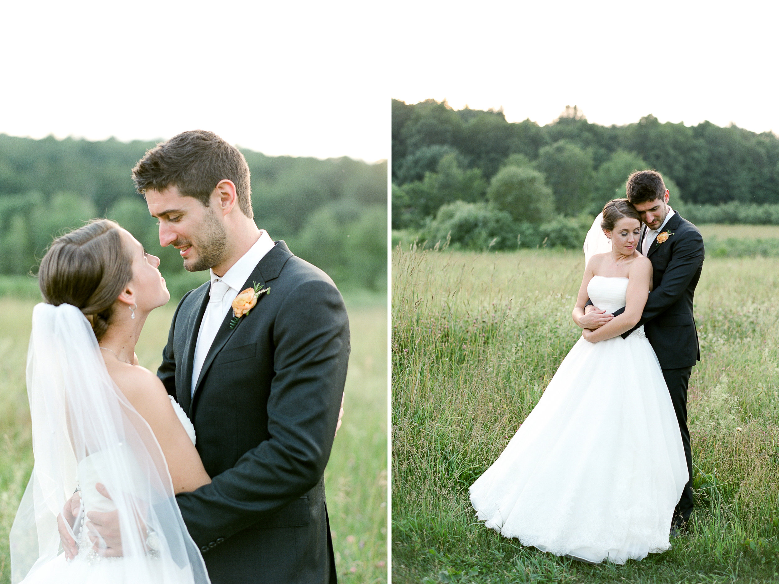 Quonquont Farm Whately Wedding