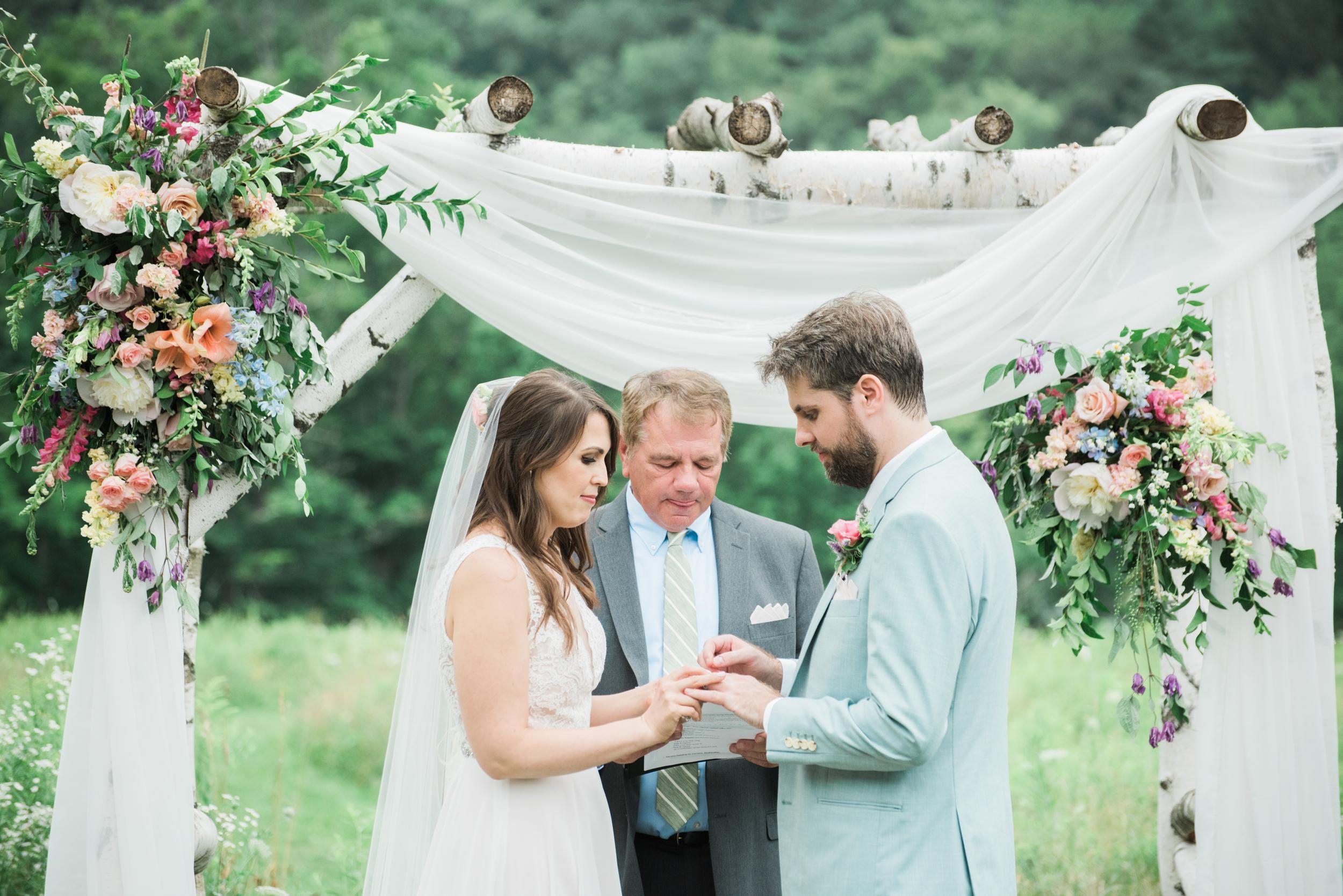 Berkshire Wedding