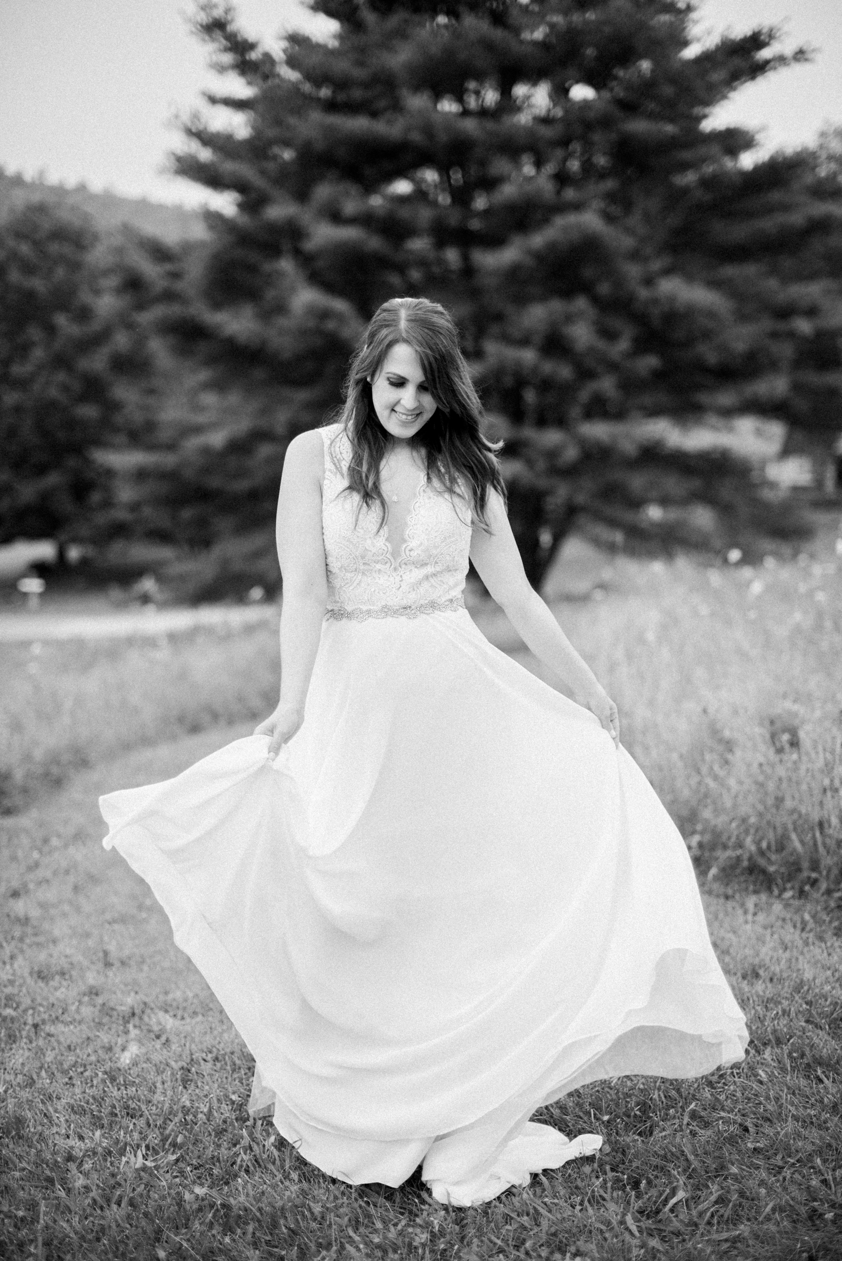 Bridal Portraits in New England