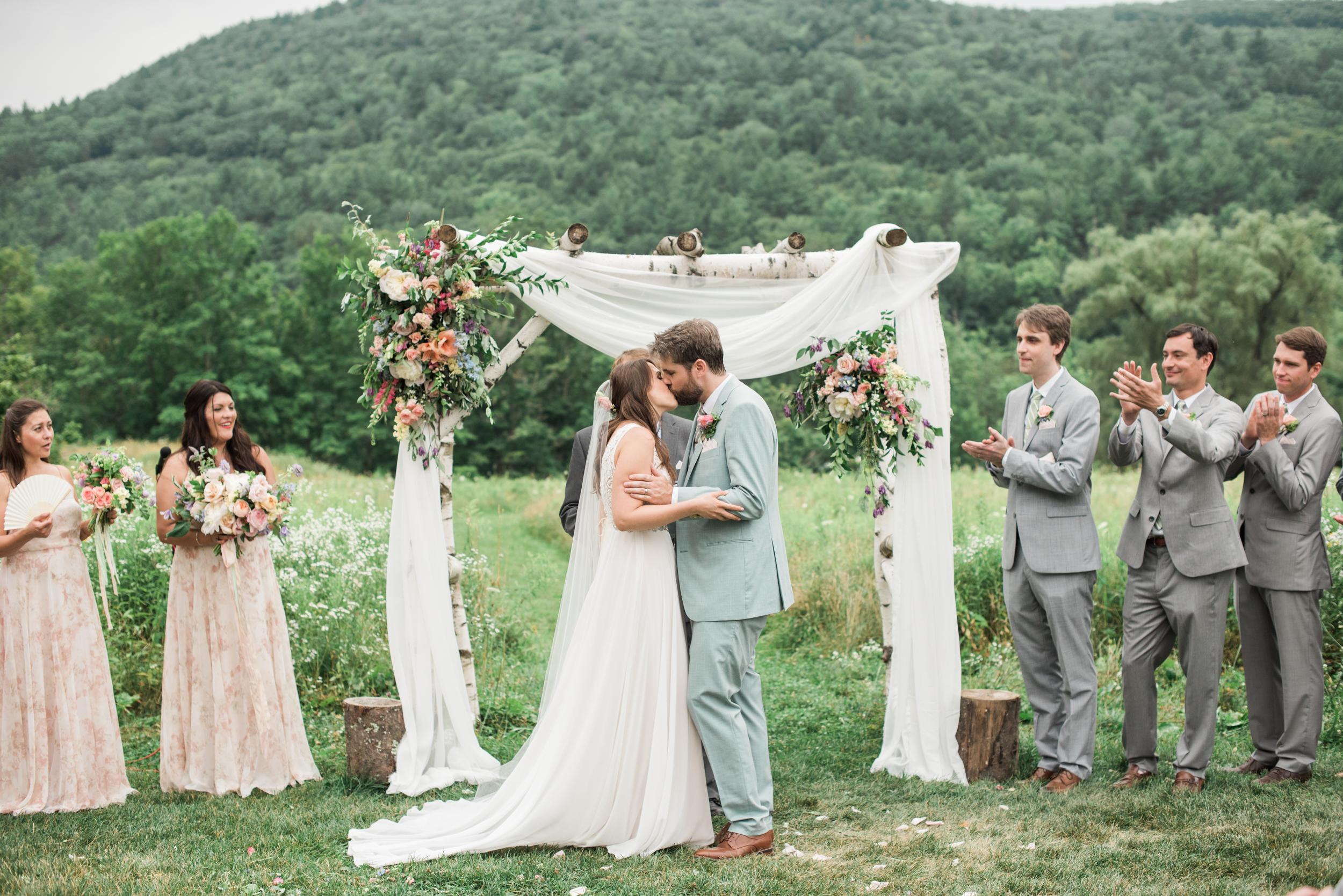 Western Massachusetts wedding photographers