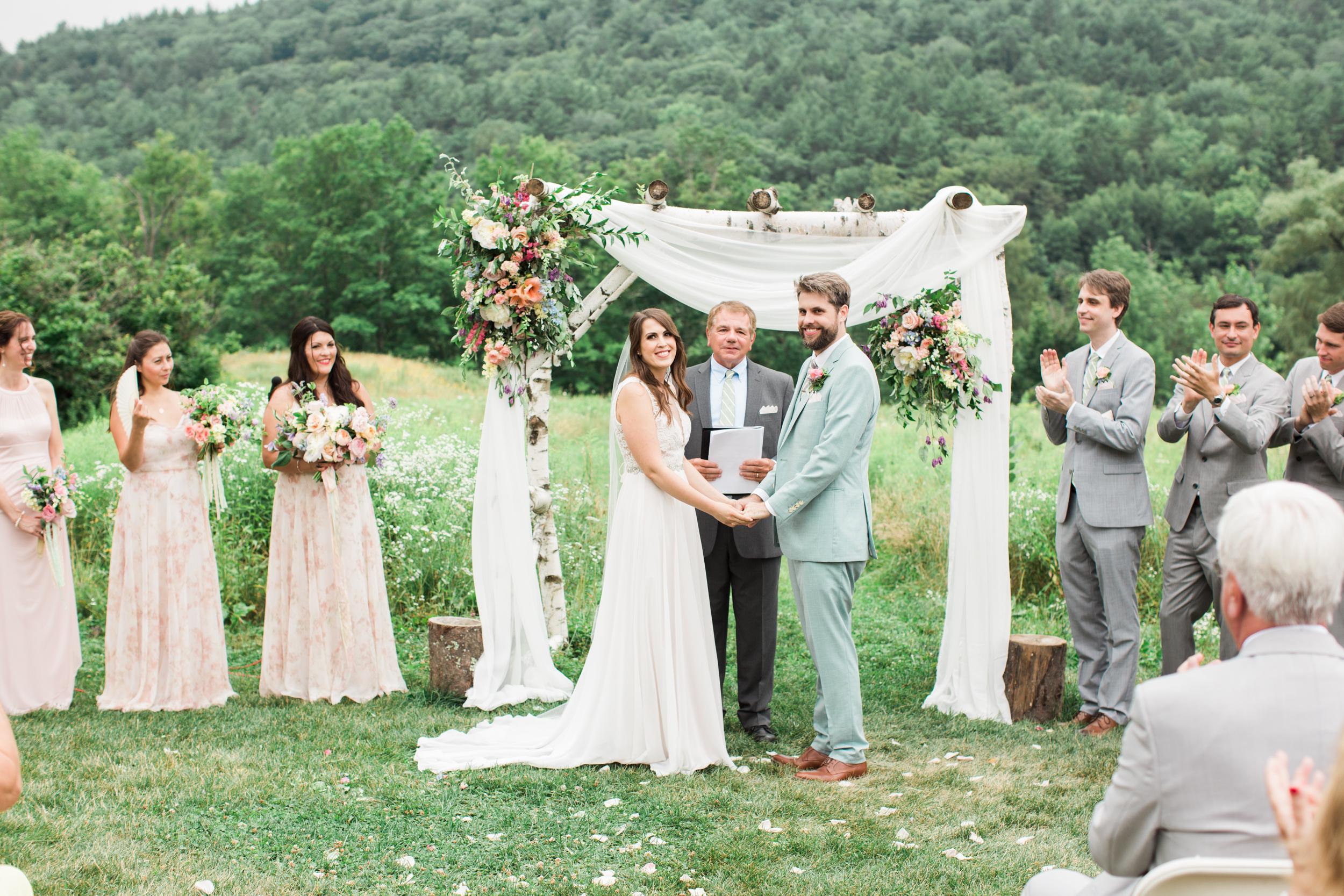 Wedding Photography in Deerfield Massachusetts