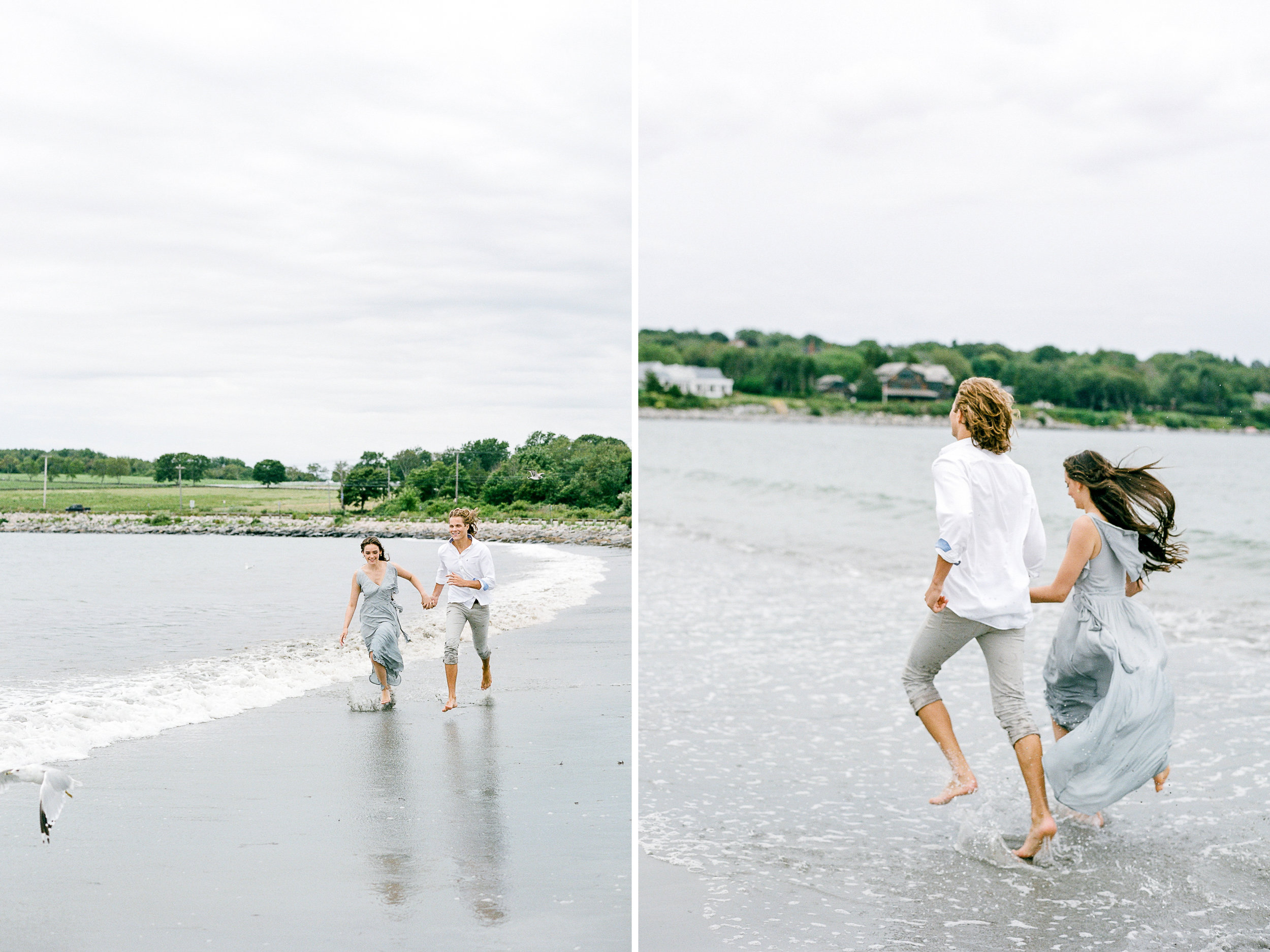 Newport RI Engagement Session