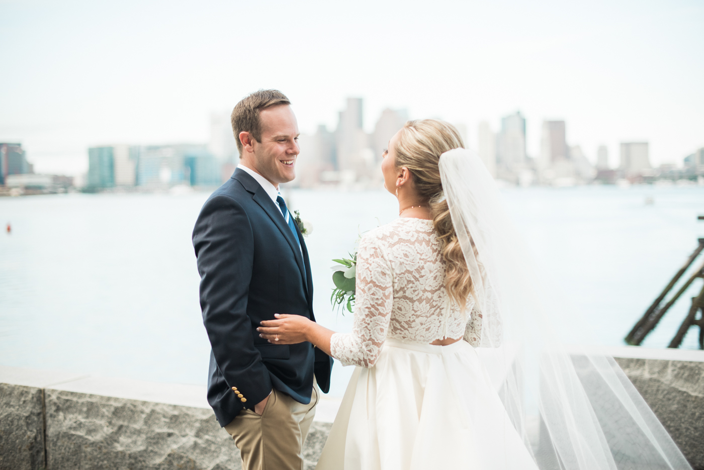 Hyatt Regency Boston Harbor Wedding