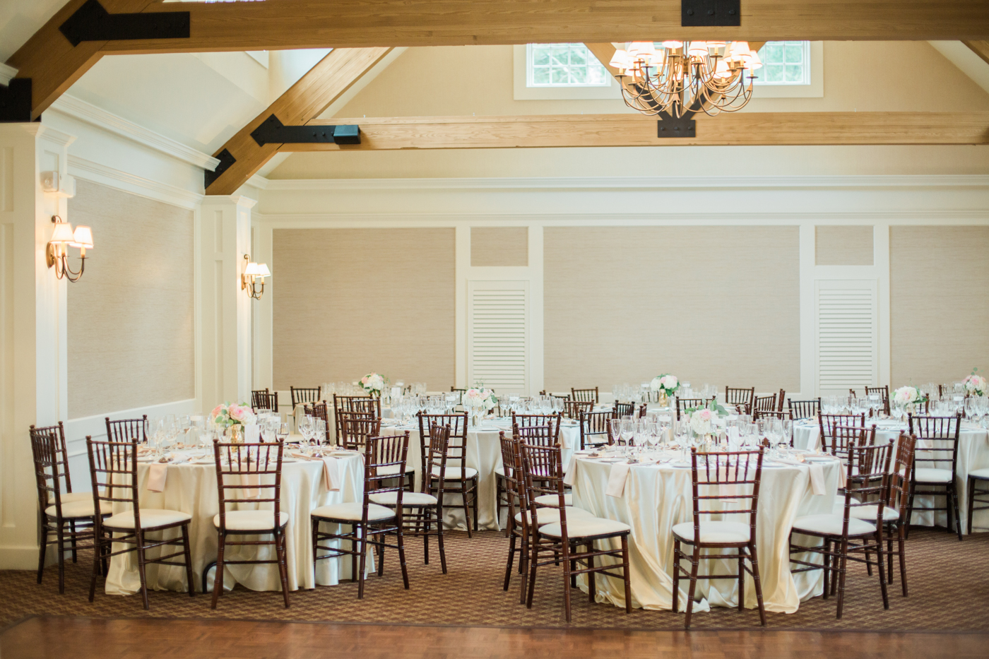 Massachusetts Country Club Wedding