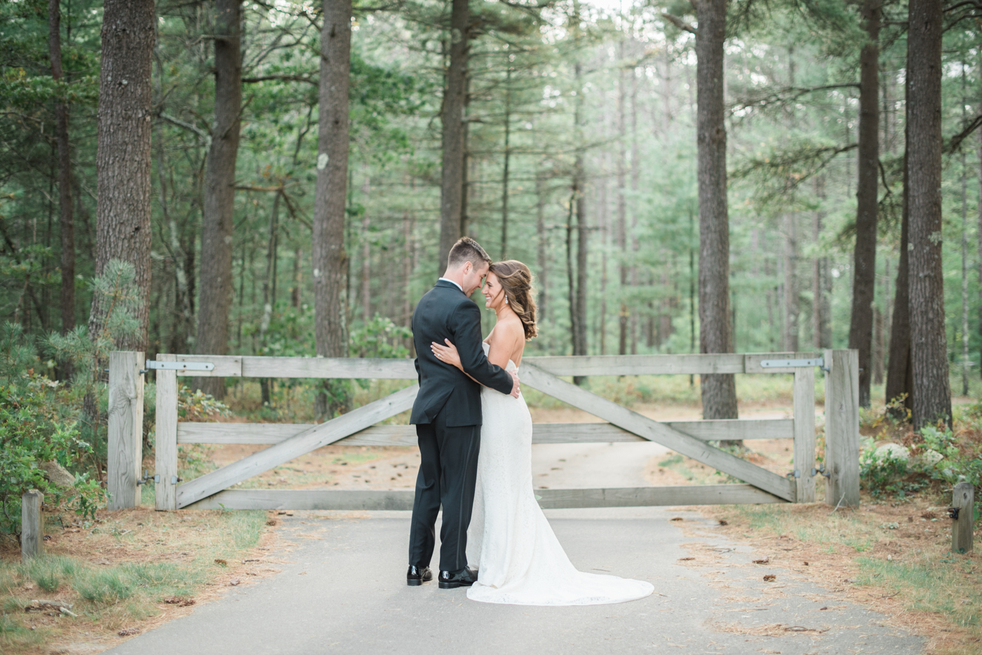 Country Club Wedding in Massachusetts