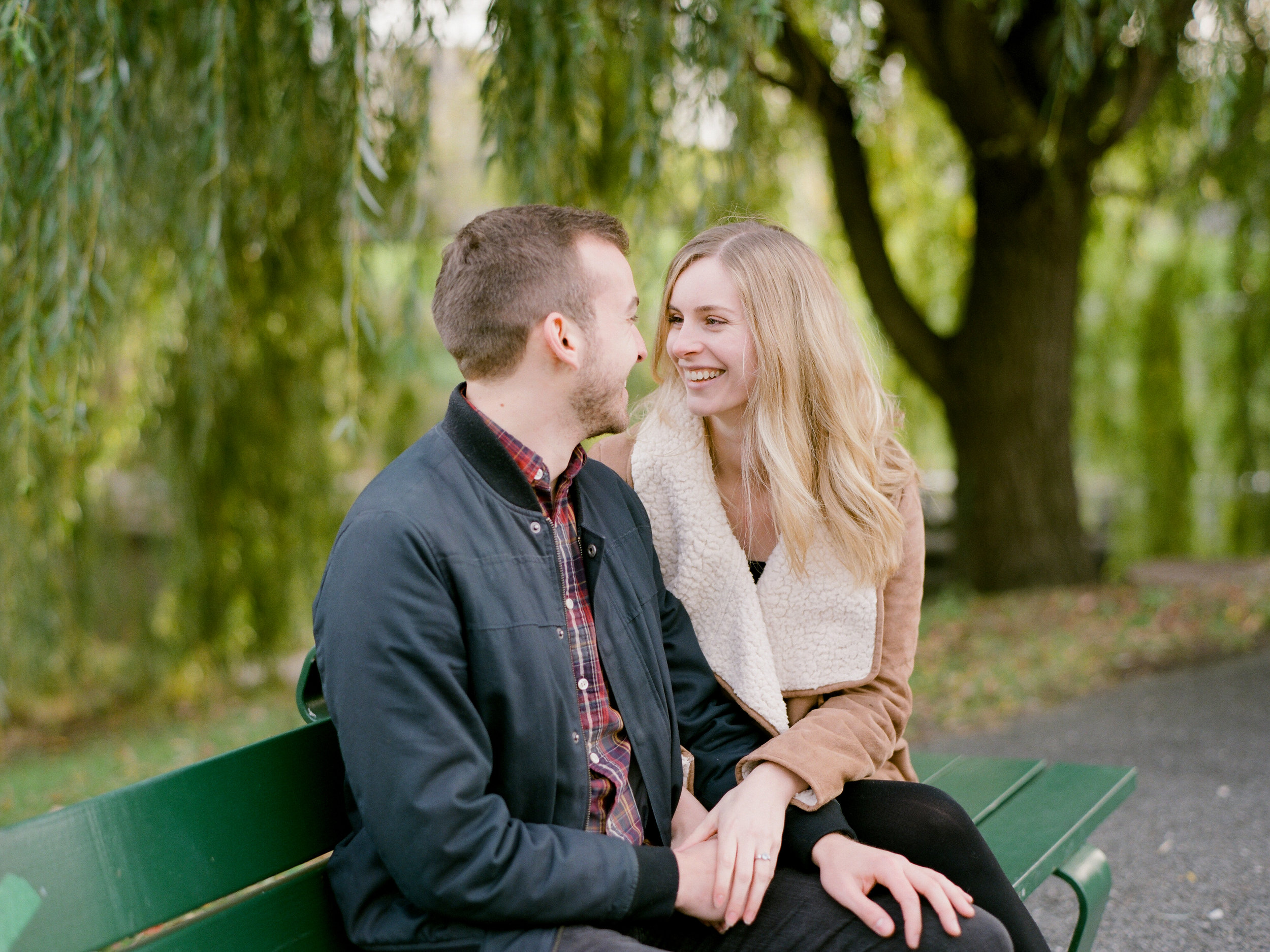 Stockbridge MA Couples Portraits