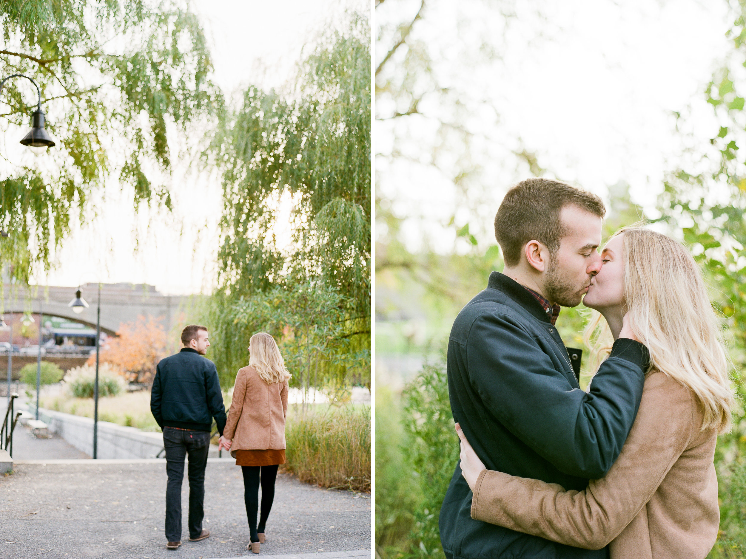 Fine Art Engagement Session in Boston