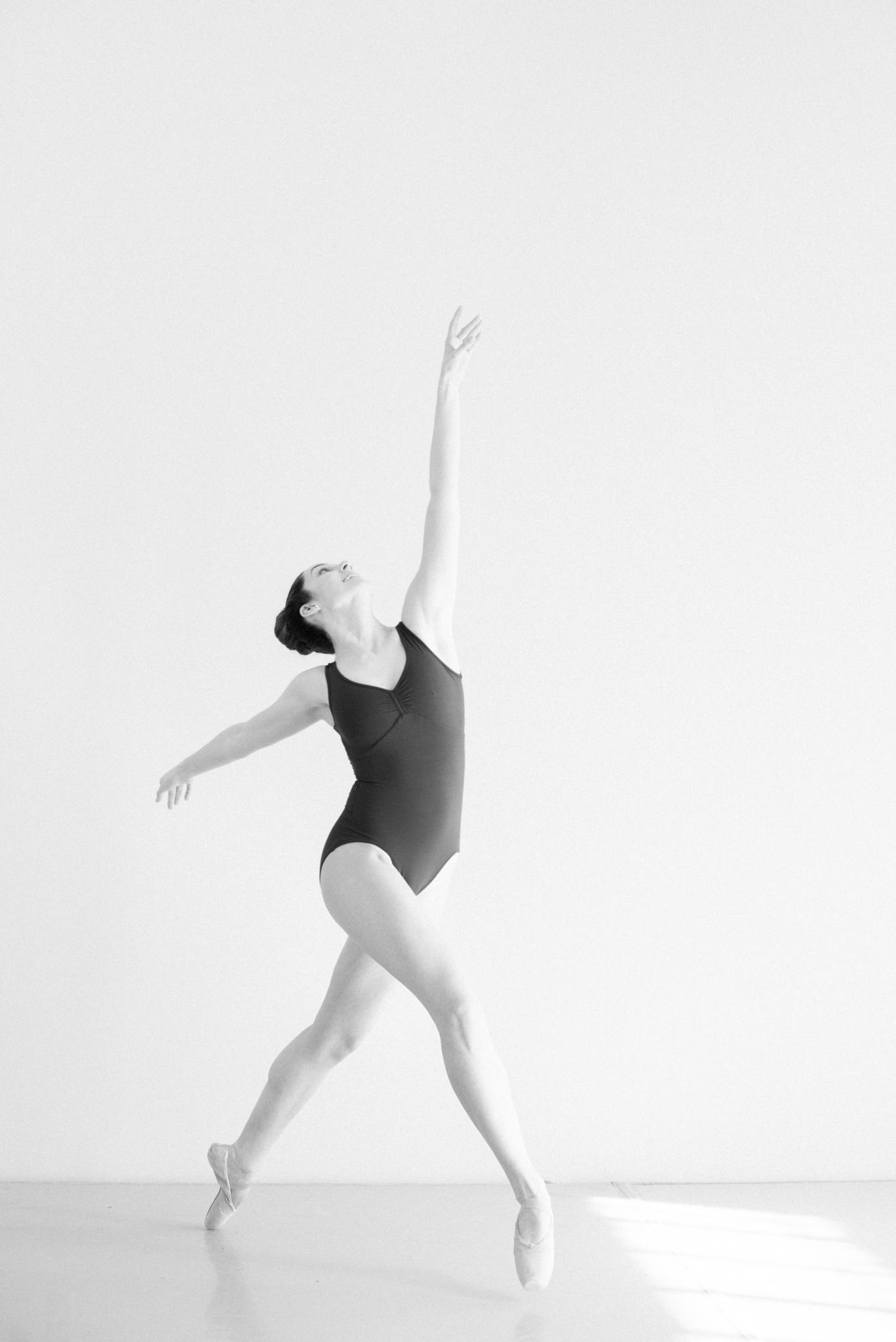 Ballet Portfolio Photographer in Northampton MA